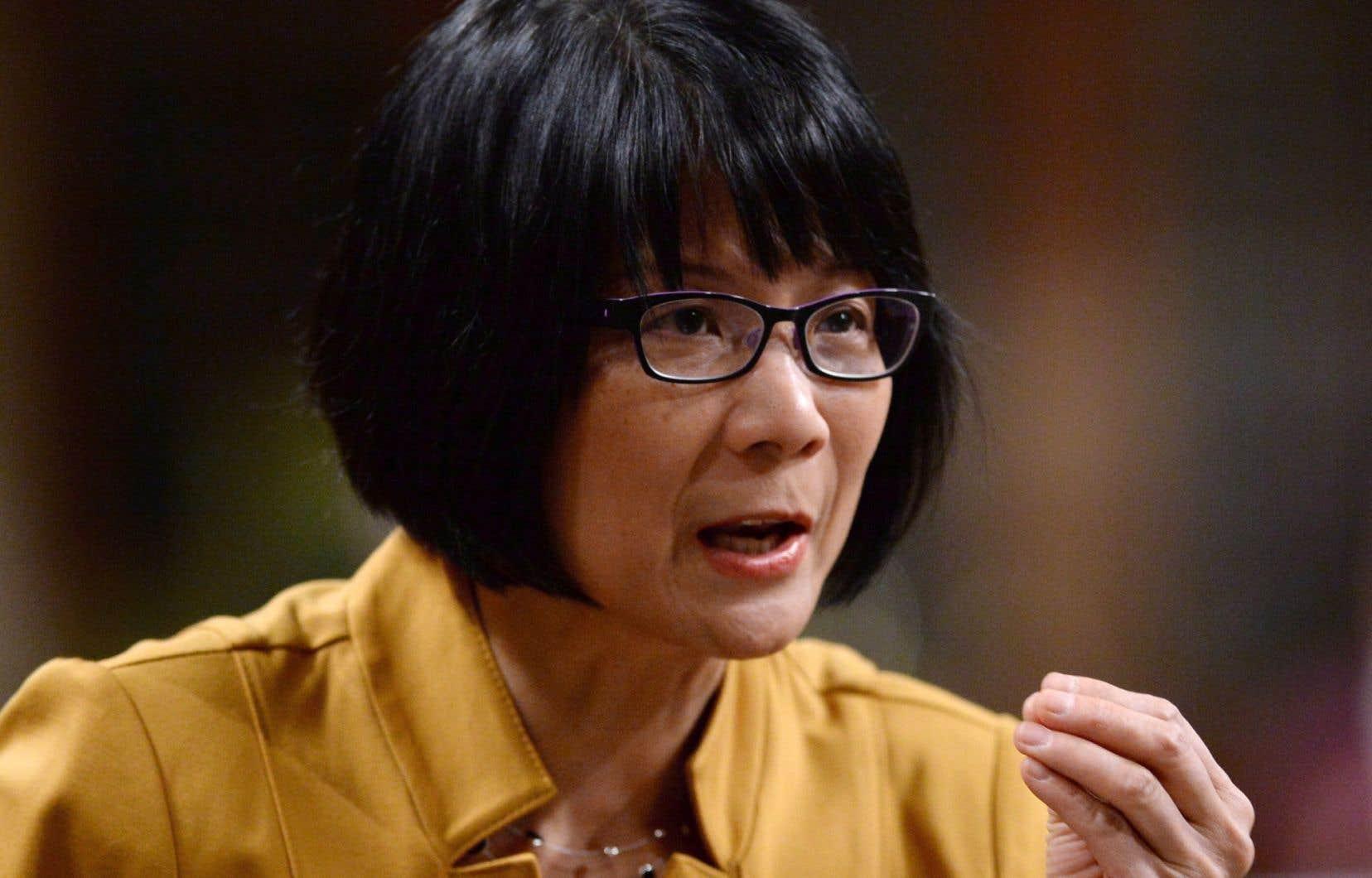 La députée fédérale Olivia Chow de prévoit lancer officiellement sa campagne pour la mairie de Toronto jeudi.