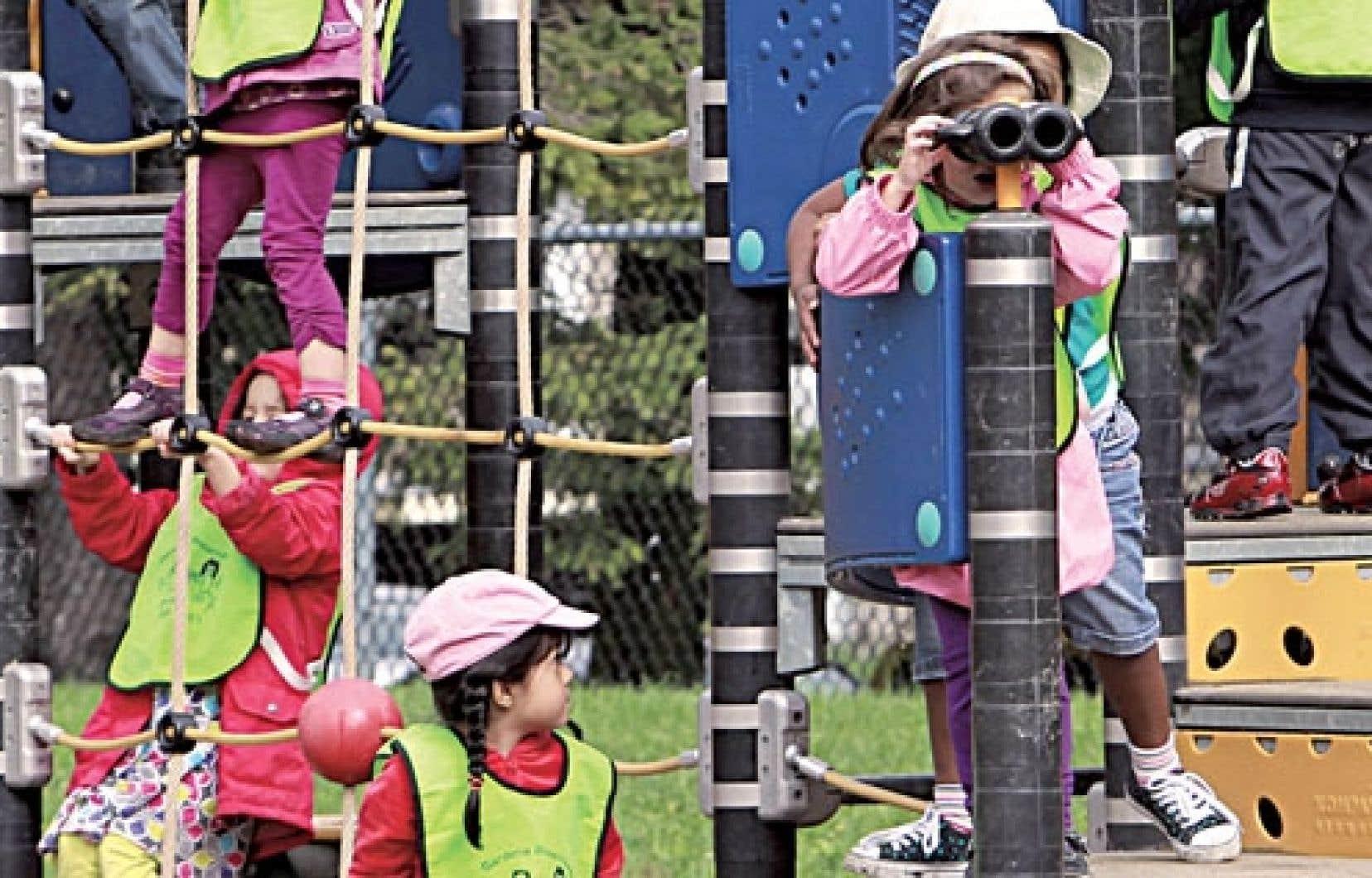 Les centres de la petite enfance sont la réplique des garderies communautaires des années 1970.