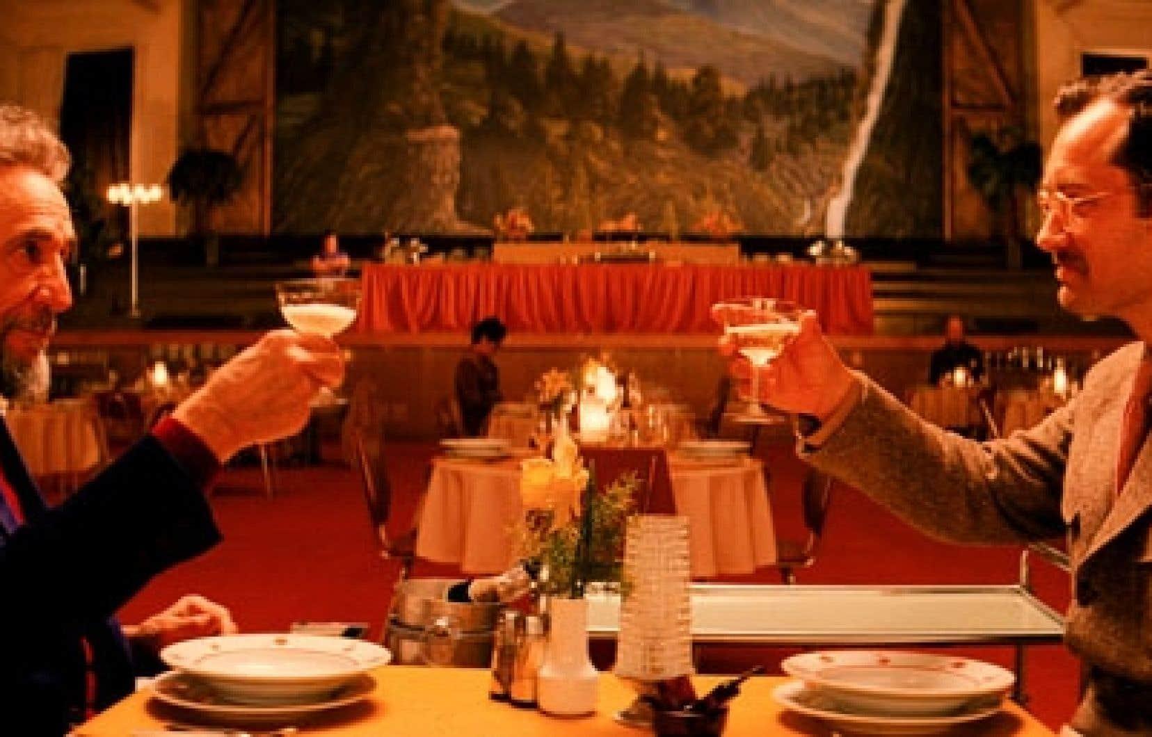 The Grand Budapest Hotel est un délire kaléidoscopique qui compose un joyeux moment de cinéma.