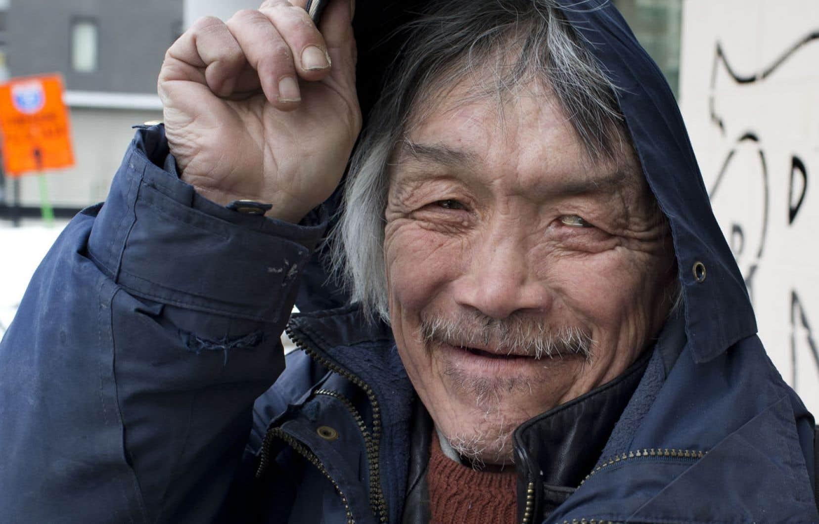 Les Inuits venus vivre à Montréal et qui se sont retrouvés en situation d'itinérance ont peu de chances de s'en sortir, selon une étude réalisée par un chercheur japonais.