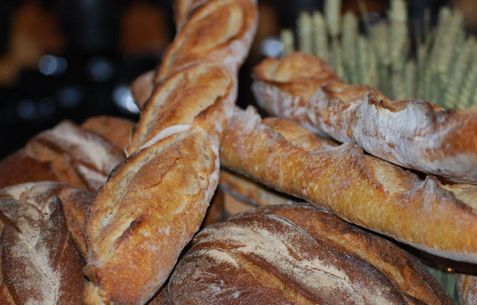 La boulangerie artisanale d'ici connaît une évolution phénoménale depuis une quinzaine d'années.