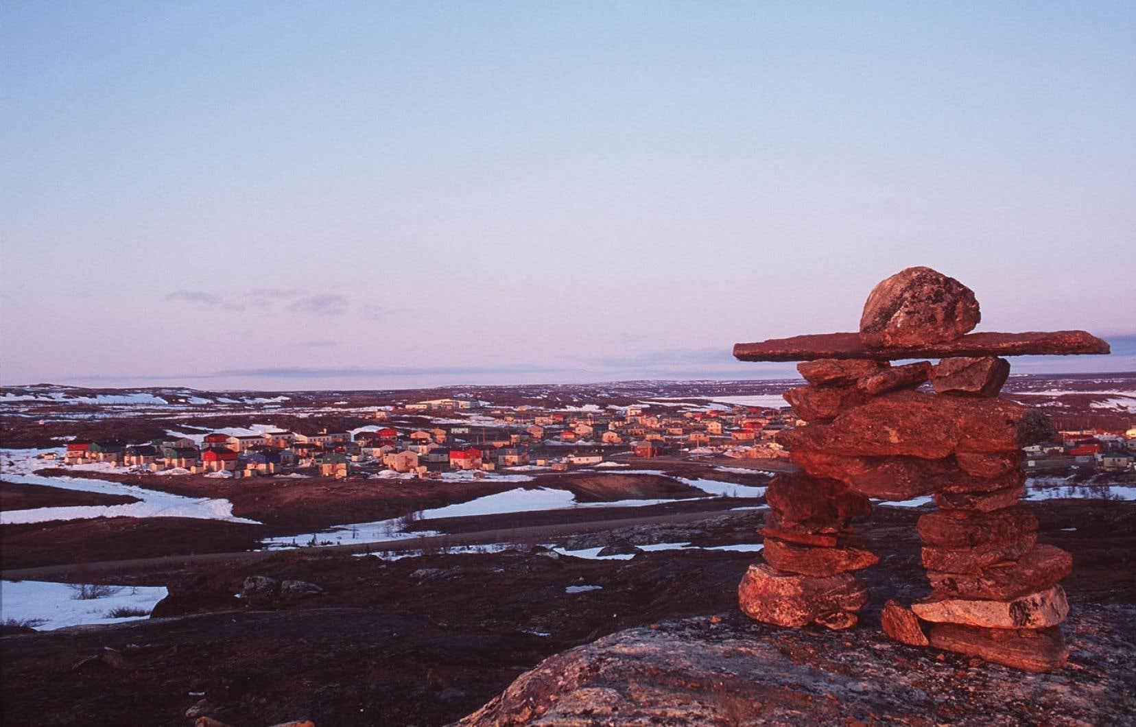 L'Ungava est la plus grande circonscription du Québec, avec une superficie de 855110,7km2.