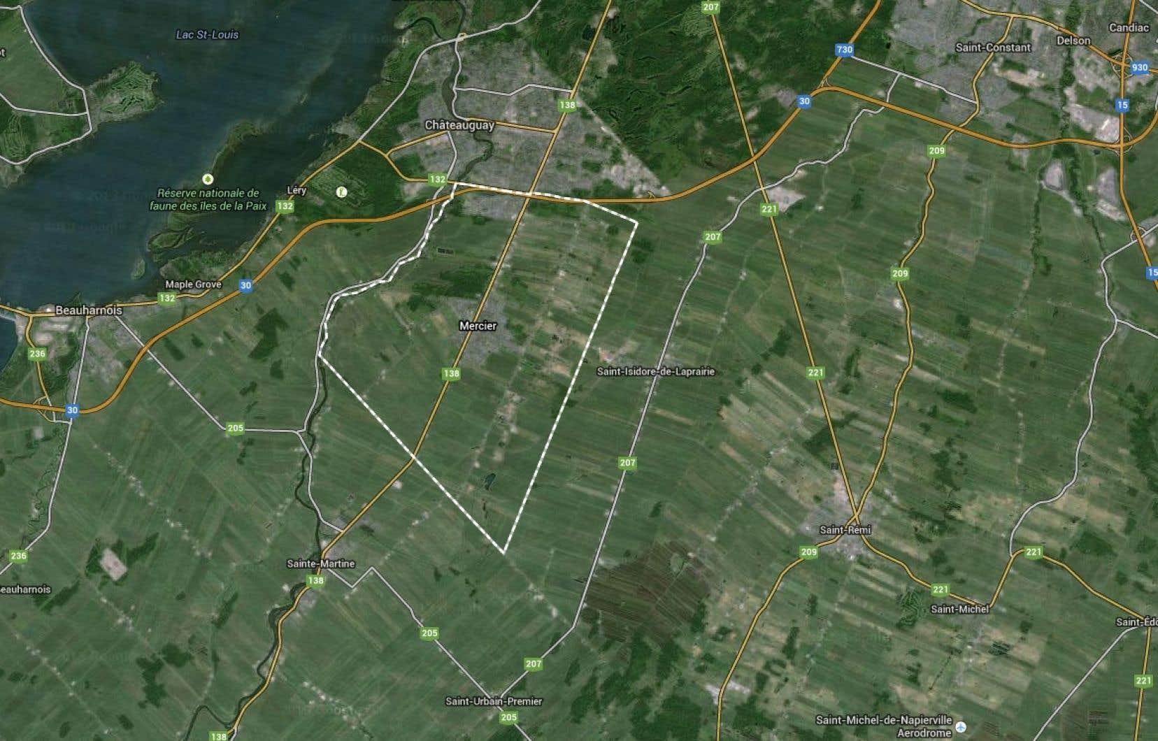 La municipalité de Mercier