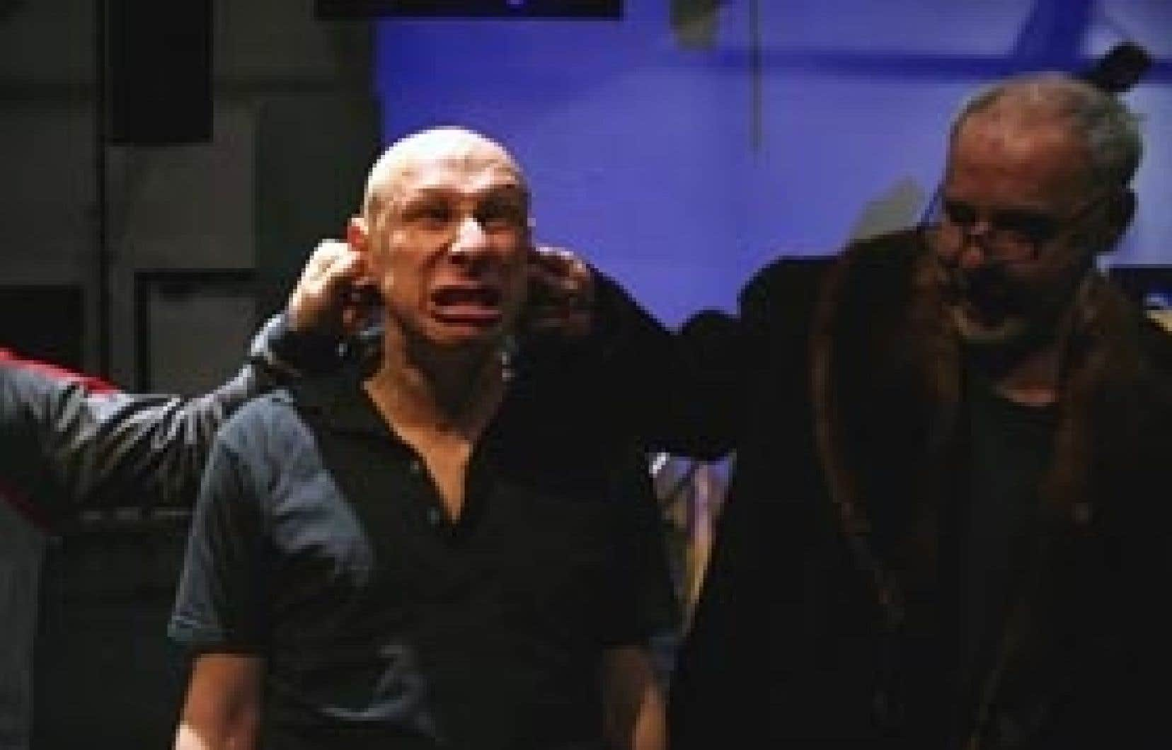 Théâtre Prospero Le comédien Paul Ahmarani reprendra son rôle dans la pièce Coeur de chien, lors de la nouvelle saison du Prospero.