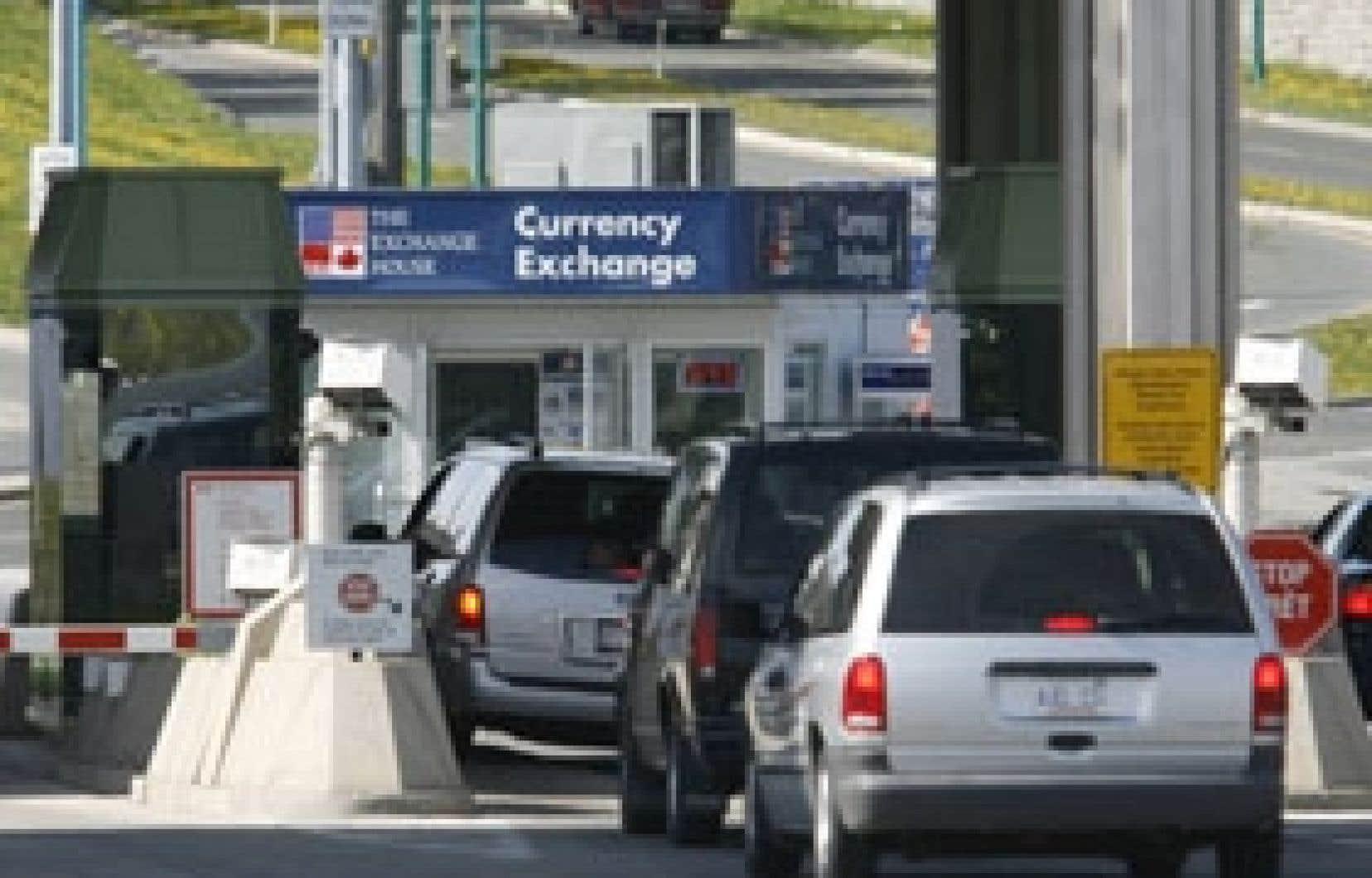 Les leaders du secteur des affaires ont déploré, lors du Forum américain sur la compétitivité, que la sécurité à la frontière entre le Canada et les États-Unis rendait le commerce beaucoup plus ardu.