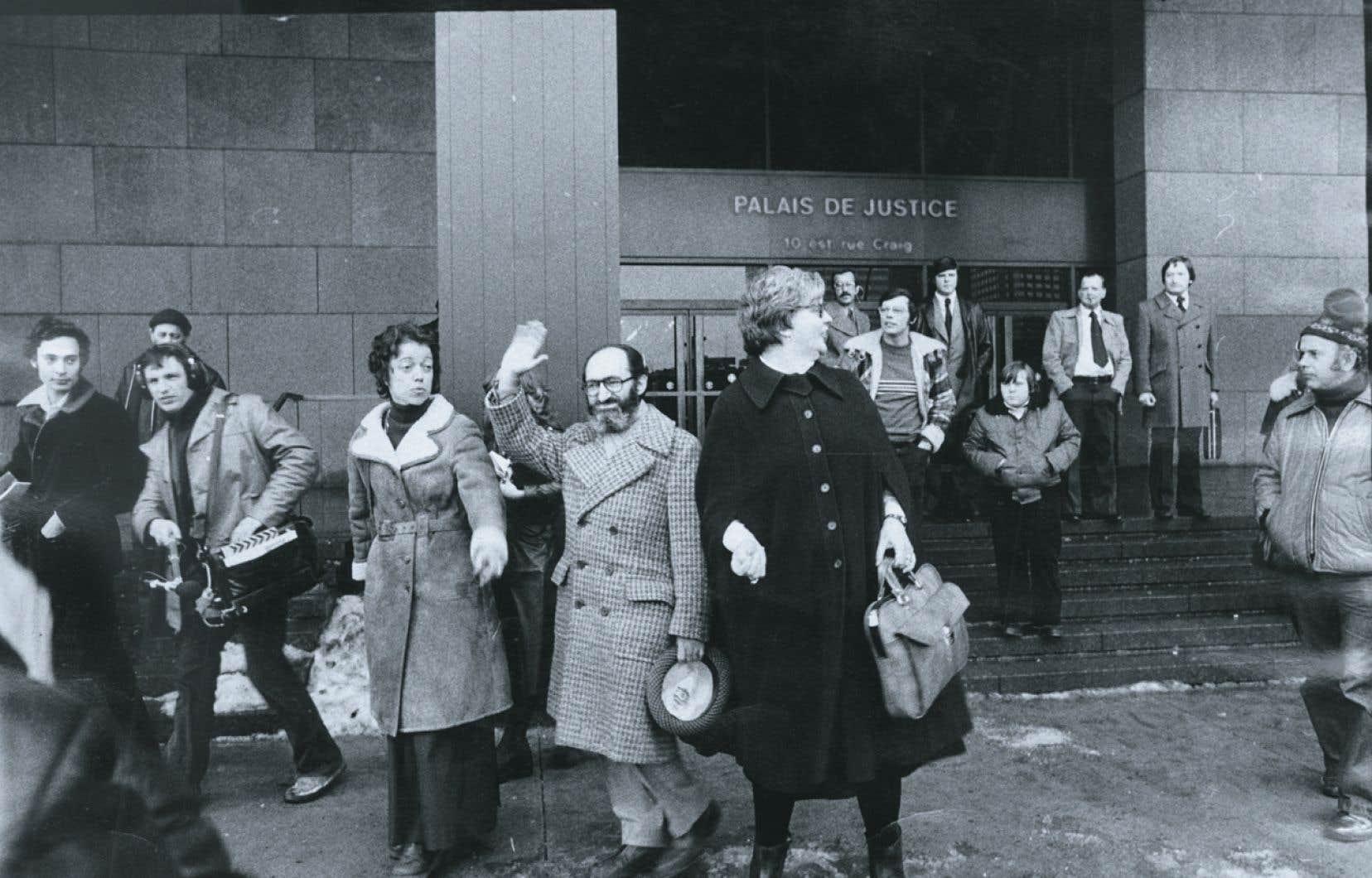 Henry Morgentaler, un médecin de famille montréalais, avait été propulsé à l'avant-scène en 1967 en devenant le principal défenseur du droit des femmes à obtenir des avortements sur demande.
