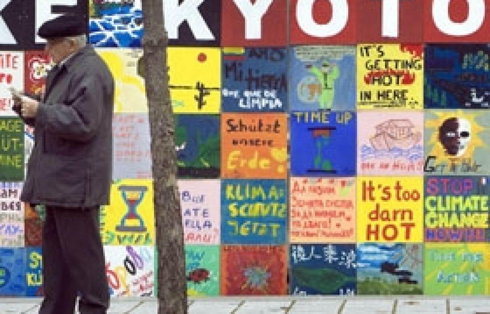 Québec a déjà adopté quatre motions en faveur de Kyoto, mais rien de juridiquement contraignant.