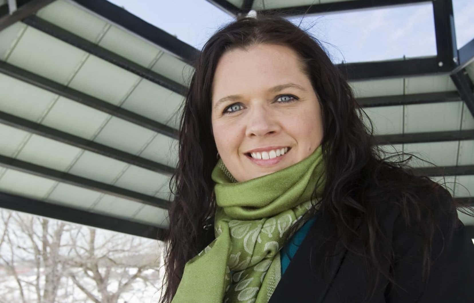 Caroline Simard est peut-être la seule au Québec à ne pas avoir été surprise de sa victoire. «Je ressentais un mécontentement, une frustration [dans la circonscription]. Il y avait vraiment un découragement qui mefaisait dire que c'était possible.»