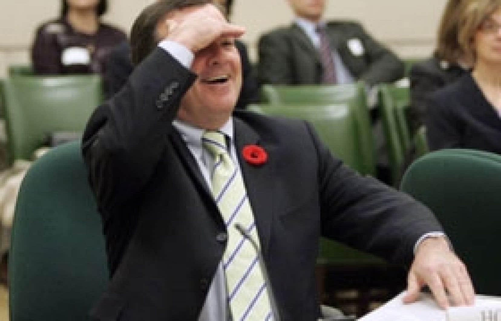 Il ne serait pas surprenant que la mise à jour économique du ministre Flaherty soit l'occasion pour Ottawa d'annoncer que des réductions d'impôts supplémentaires sont dans les cartons.