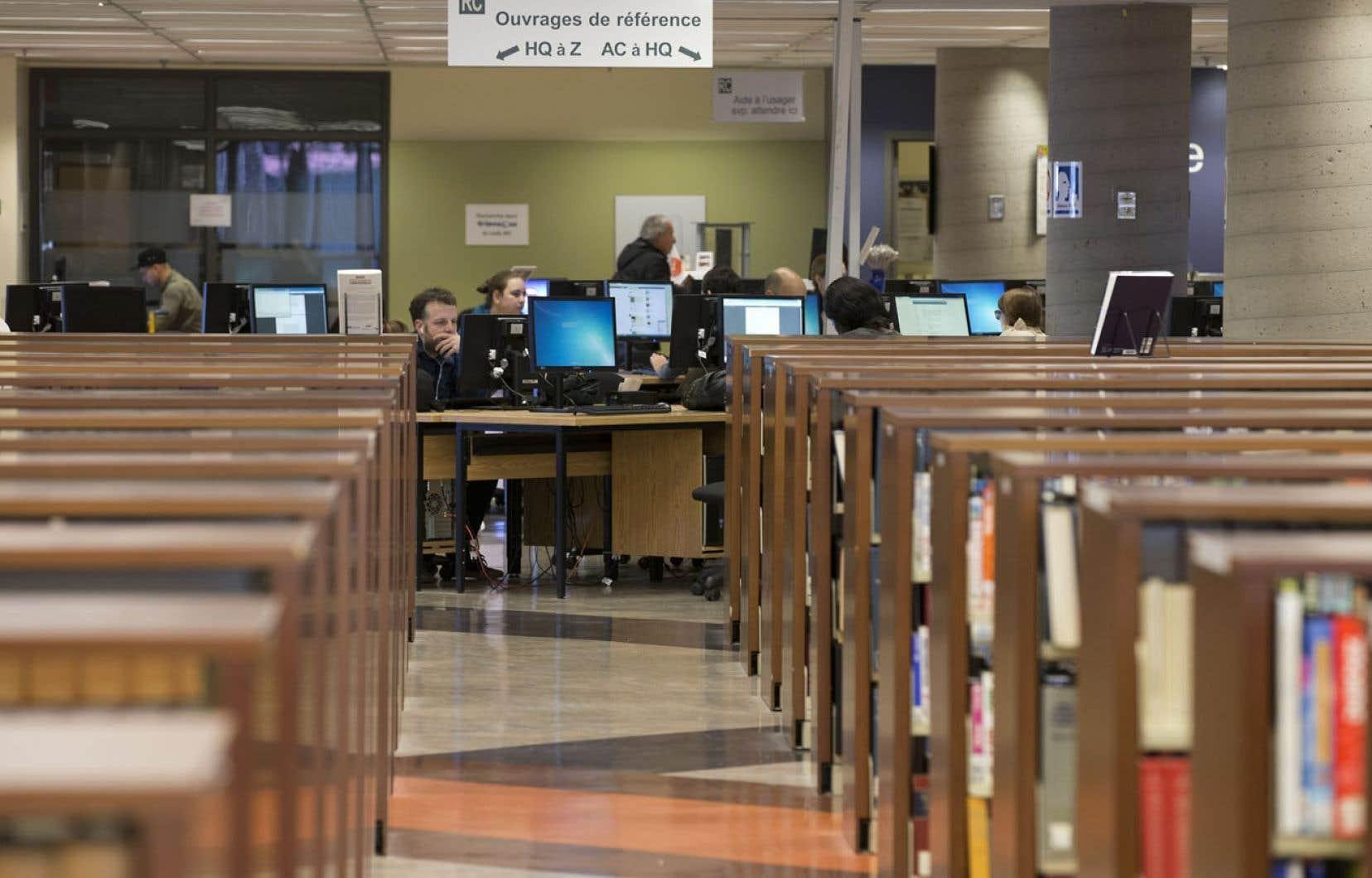 Le Québec, en partenariat avec la France, cherche à enrichir la présence d'étudiants étrangers dans ses universités.