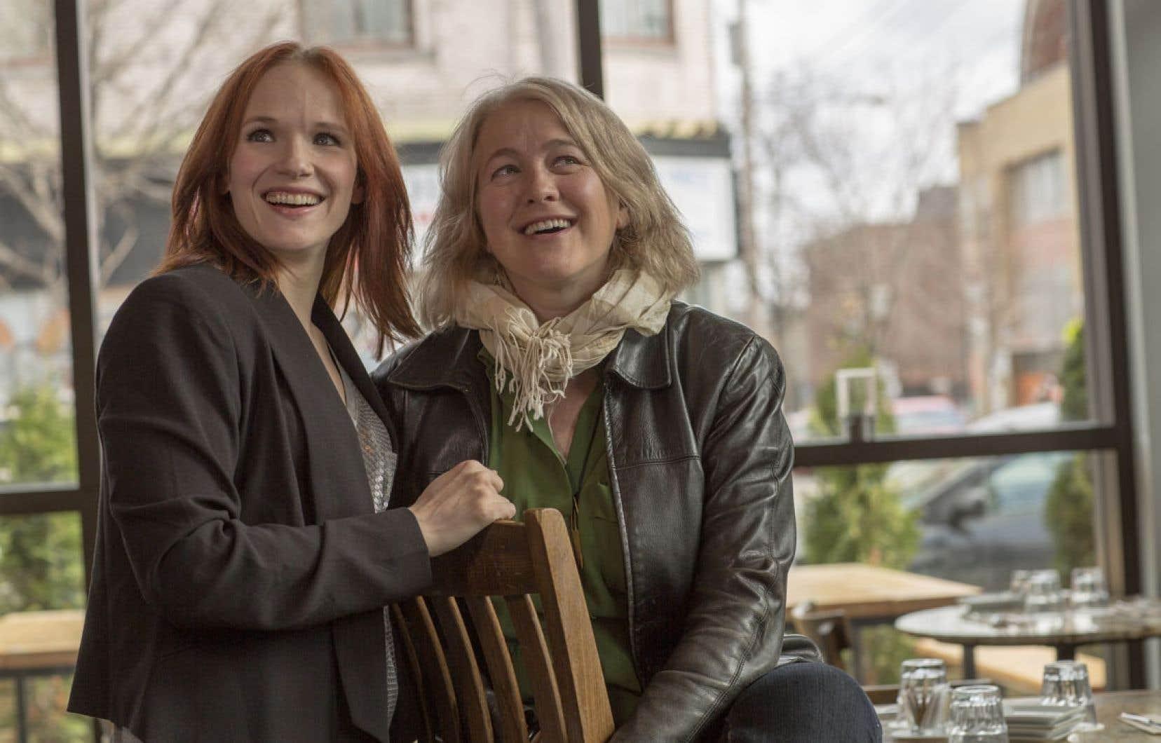 L'expérience de tournage de Marianne Farley avec Marie-Hélène Cousineau a changé sa vision du monde.
