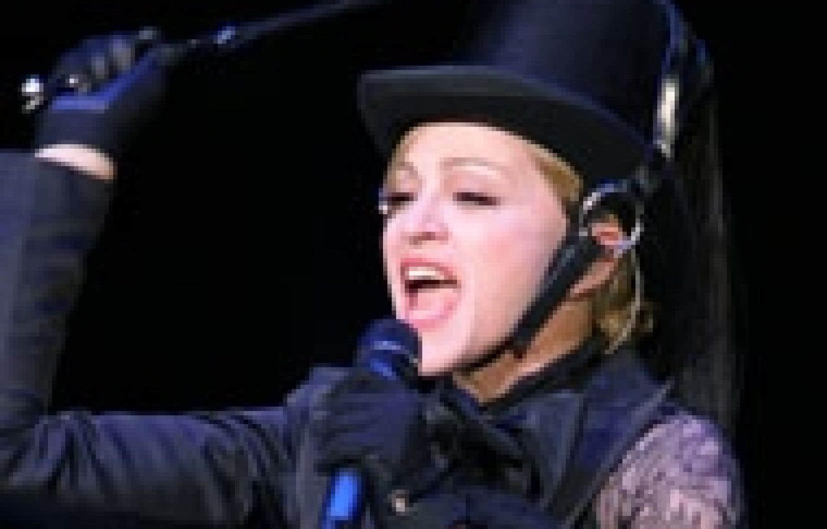 Madonna, dont la mère s'appelait Louise Fortin, pourrait elle aussi profiter de la Maison de l'émigration française en Canada pour retrouver ses ancêtres