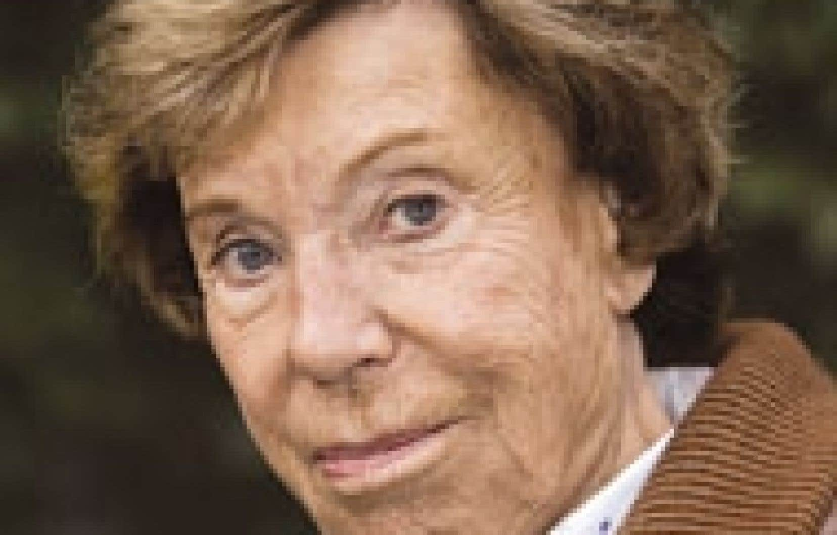 L'écrivaine Benoîte Groult considère que les femmes, davantage que les hommes, sont «punies d'être vieilles».