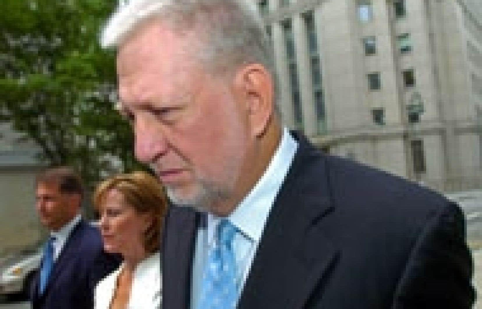 Bernie Ebbers, l'ancien p.-d.g. de WorldCom, sera détenu au pénitencier d'Oakdale, en Louisiane.