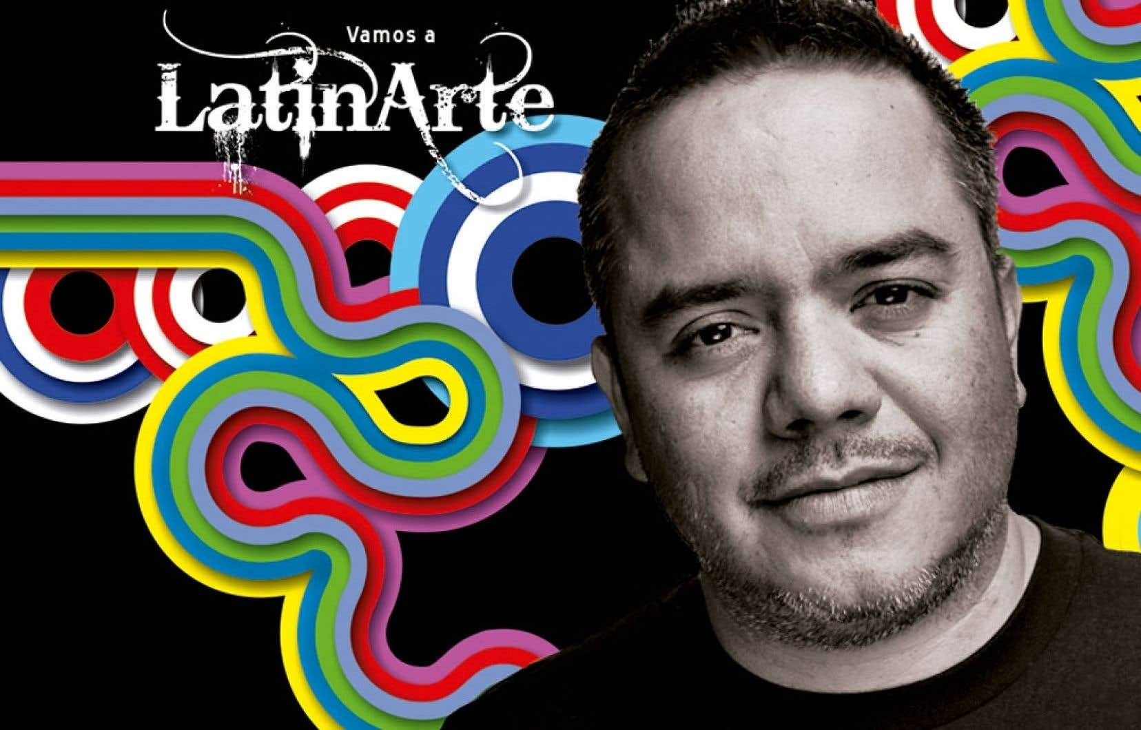 Luis Angarita est le premier lauréat du coup de coeur des Prix Arts-Affaires.