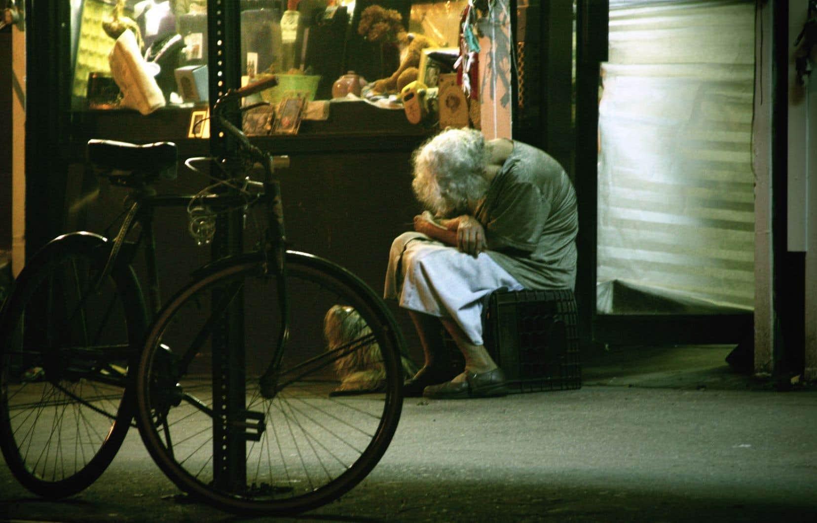 La population des femmes itinérantes vieillit, et les besoins se font de plus en plus grands.