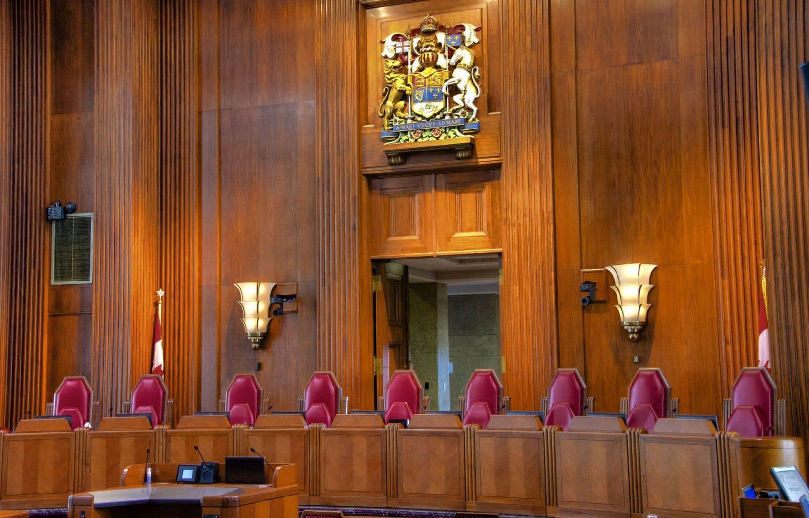 Alexandre Cloutier déposera mercredi une motion pour dénoncer le gouvernement Harper au sujet de la Cour suprême.