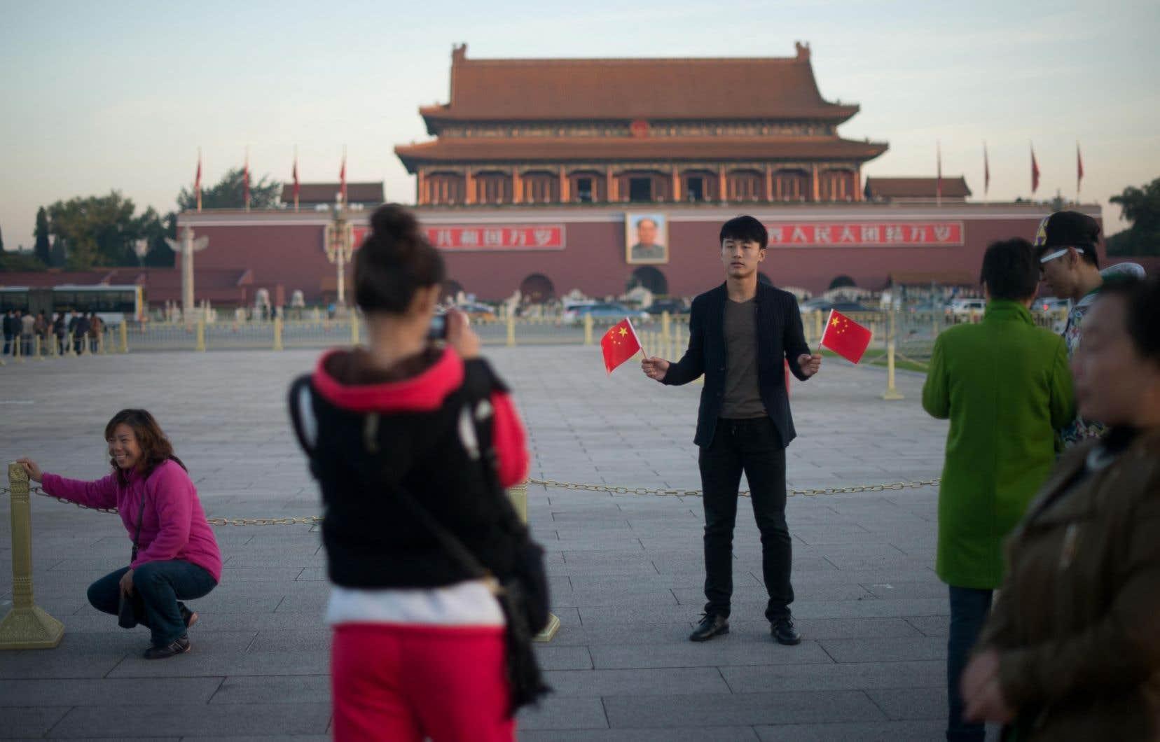 Pour la génération post-Tiananmen, l'histoire et l'avenir ne se regardent plus à travers la lorgnette de la lutte des classes, mais du patriotisme.