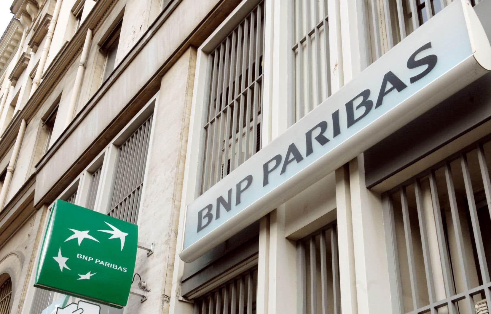 Selon le New York TImes, le dossier concernant BNP Paribas aurait aussi été mentionné par le président François Hollande auprès de la Maison-Blanche.