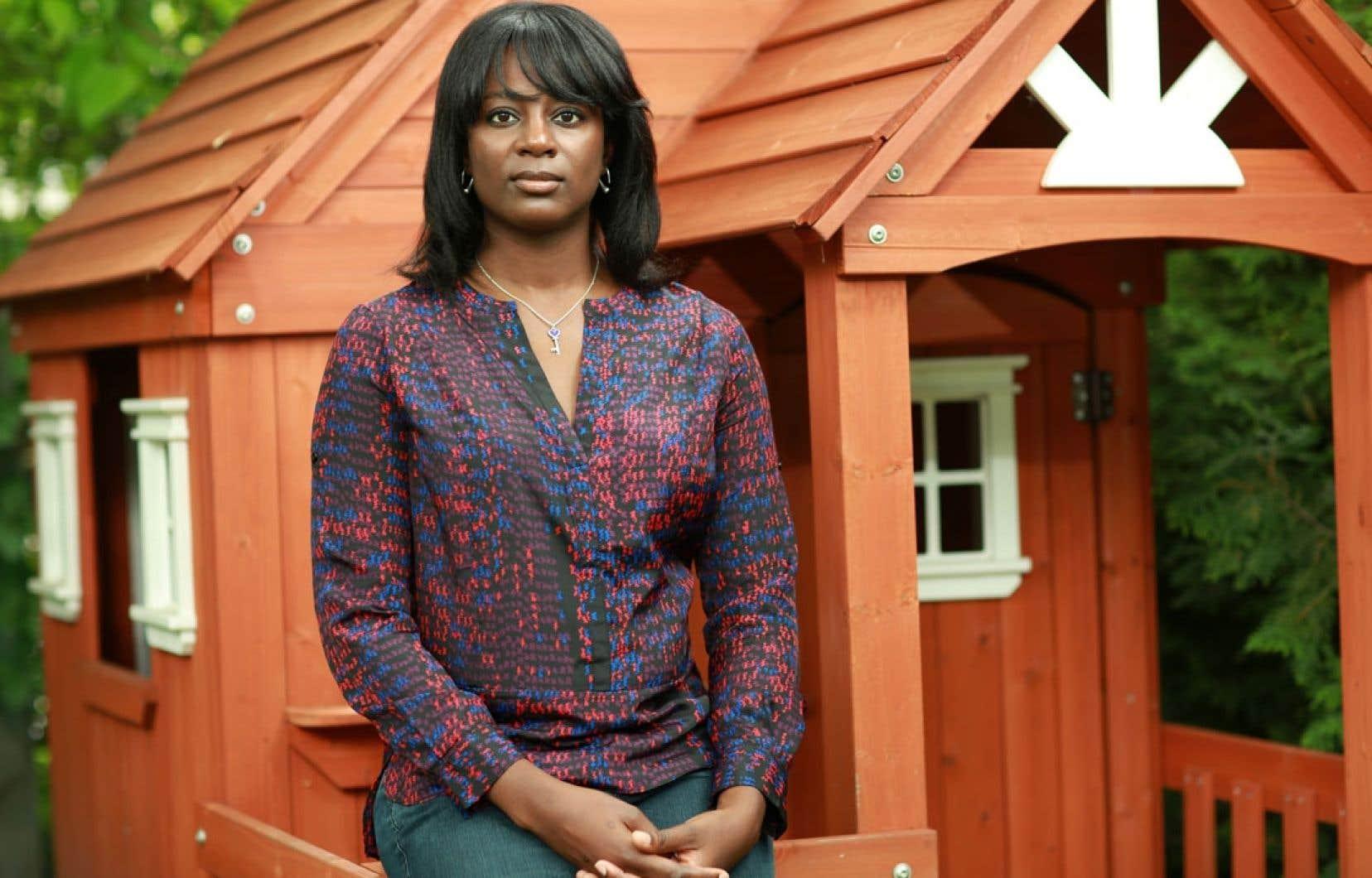 Dïana Belice, coordonnatrice du programme Sortie de secours et auteure de l'essai Les prostituées des gangs de rue