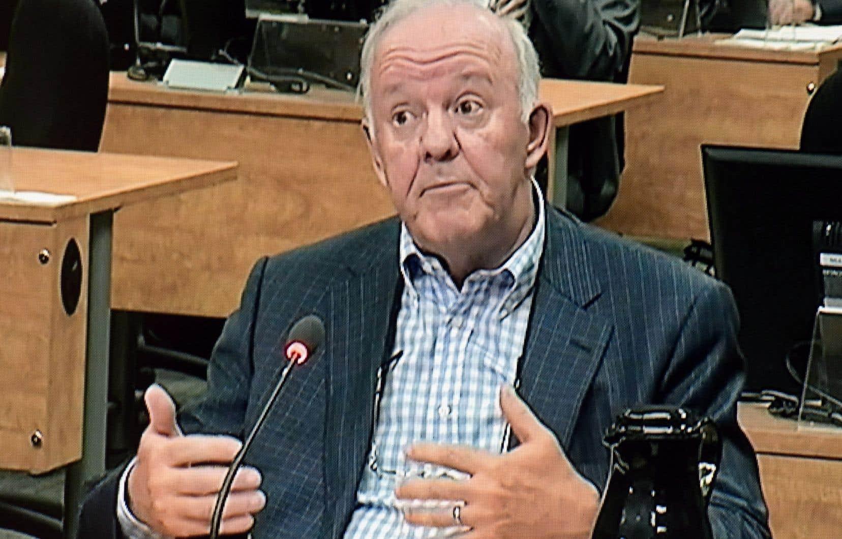 Le témoignage de Marc-Yvan Côté, personnage clef du financement libéral, se poursuivra mercredi.