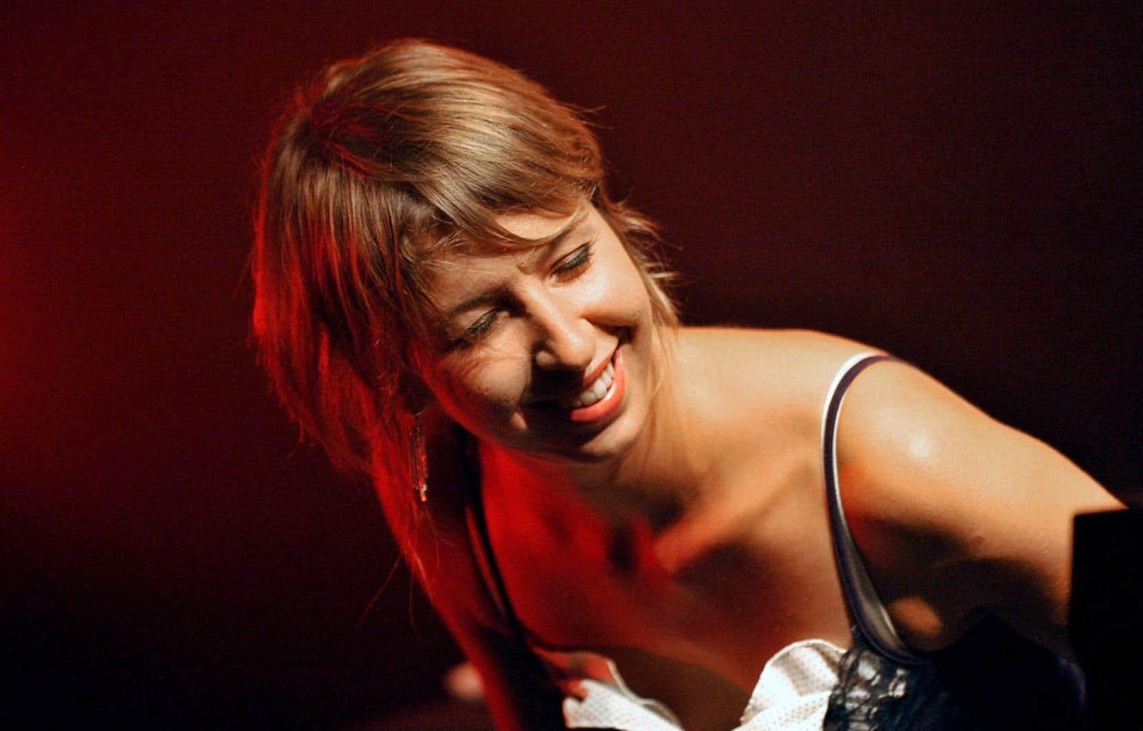 Catherine Major participera à la troisième édition duspectacle J'aime ma langue dans ta bouche.