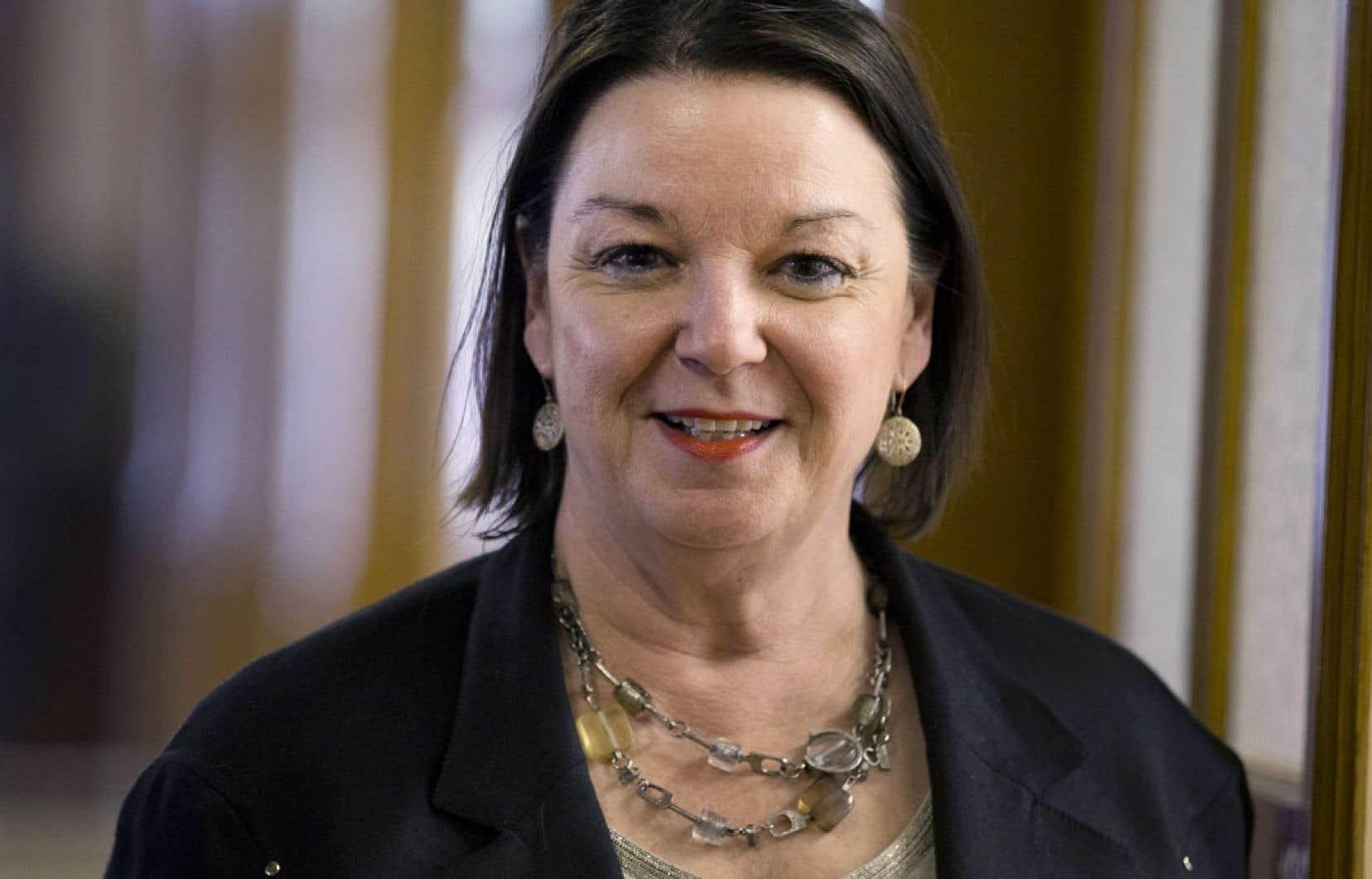 Selon Patricia Gauthier, il y a encore place à l'optimisation dans les établissements de santé de Montréal.