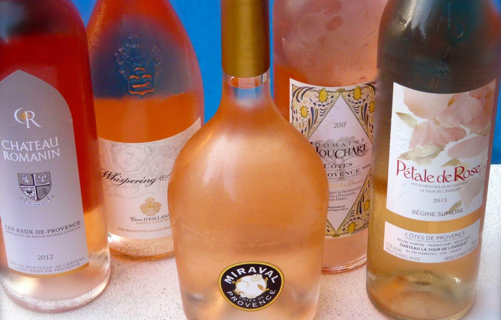 Le 1er juillet et même le 1er décembre, il n'y a aucune raison de bouder le vin rosé.