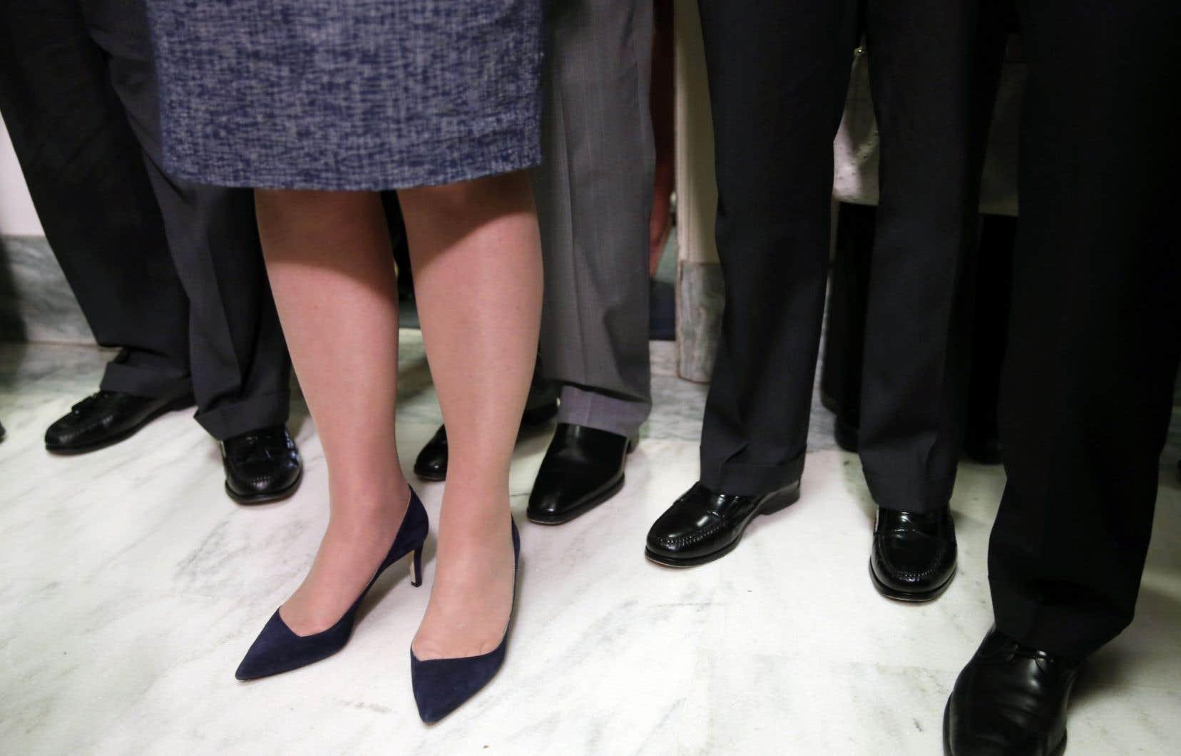 Le débat sur la représentation des femmes aux conseils d'administration a cours depuis plusieurs années au Canada.