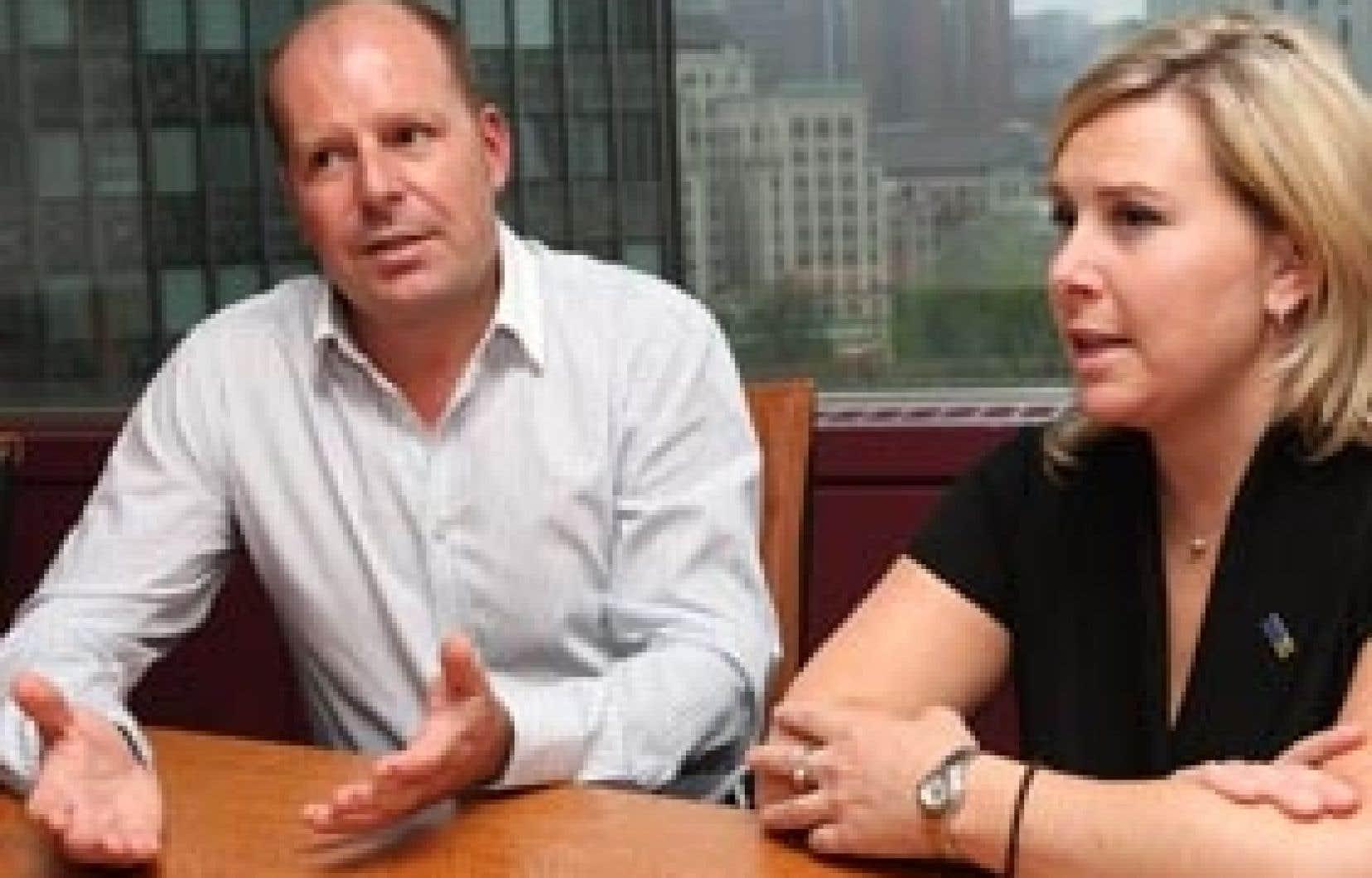 Stéphane Ratté est l'actuel président de l'entreprise familiale Pneus Ratté, qu'il possède à égalité de parts avec sa soeur Charlyne.