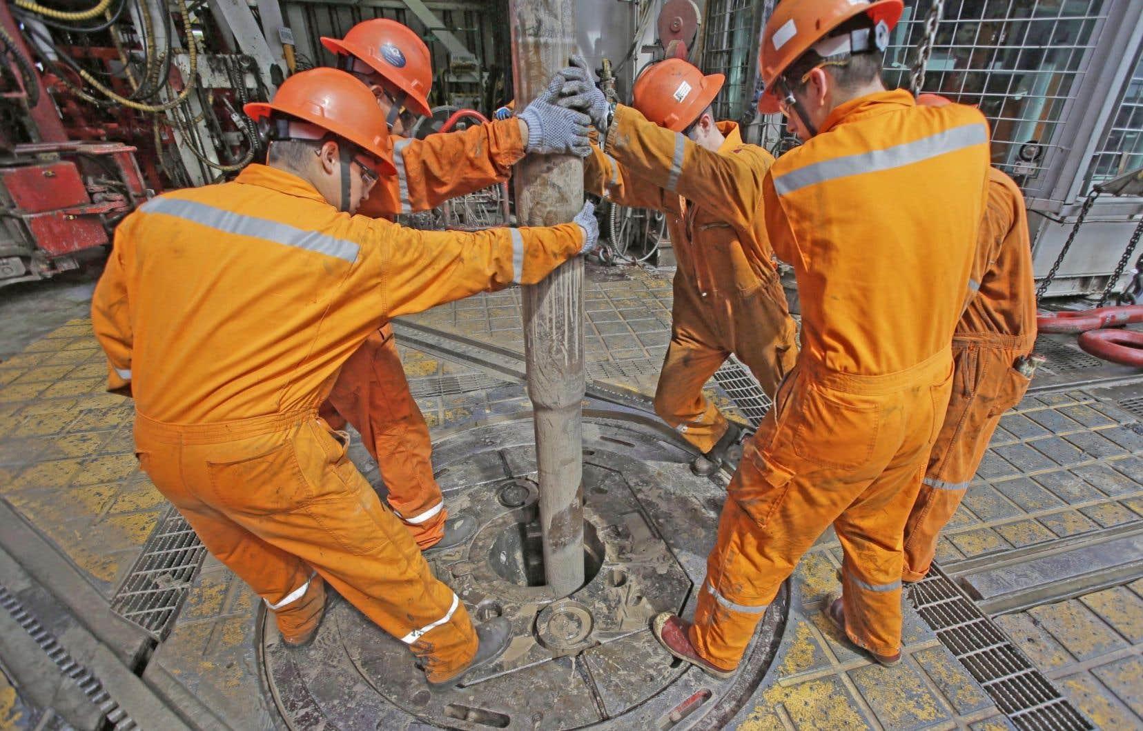 La fracturation hydraulique sème la controverse partout, y compris au Mexique (notre photo) et au Canada.