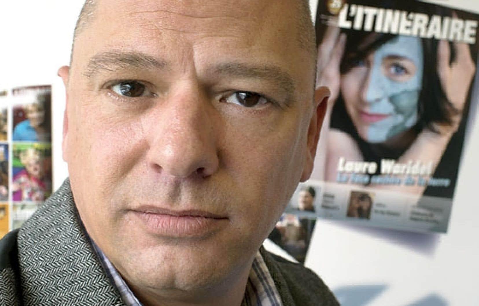 Serge Lareault
