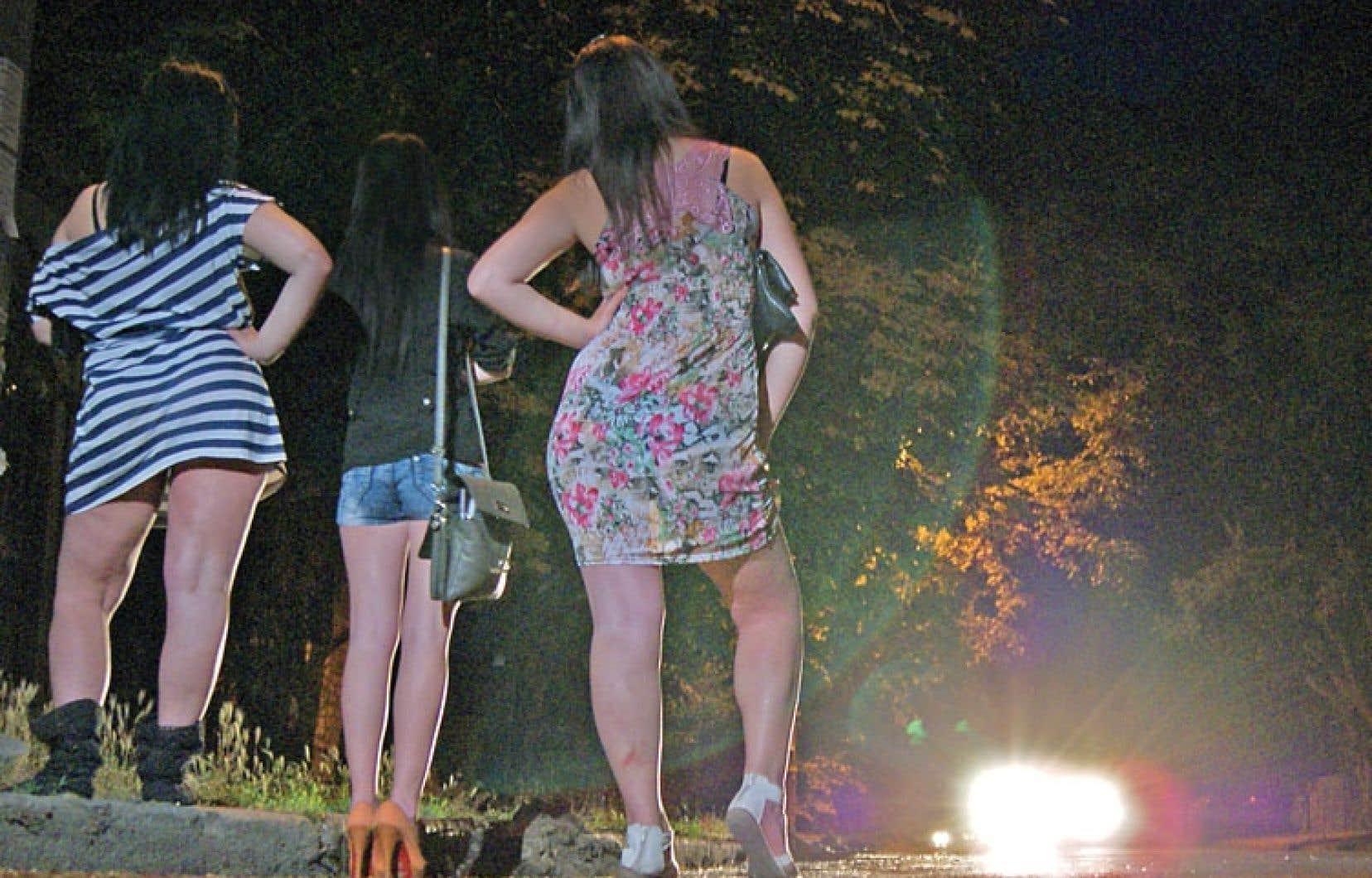 La prohibition complète de la prostitution est en vigueur en Ukraine.