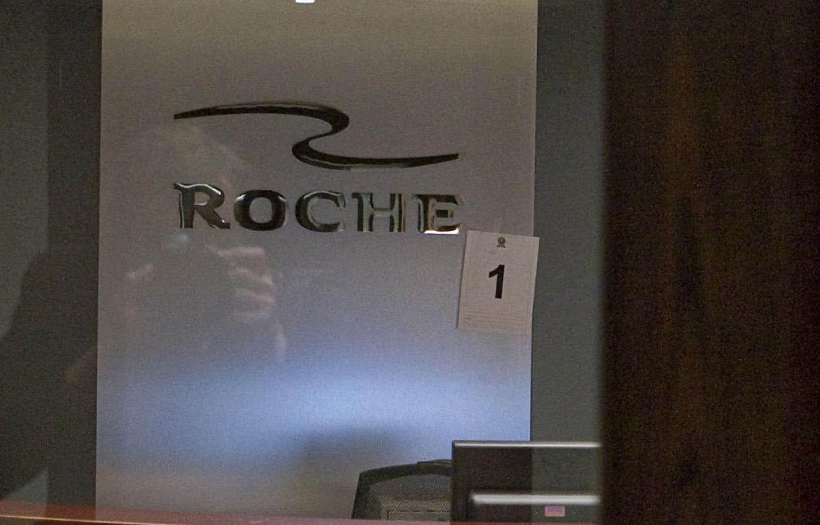 En mai dernier, la vice-présidente de Roche et l'ex-vice-président infrastructures municipales de la firme d'ingénierie avaient aussi été épinglés par le DGEQ.