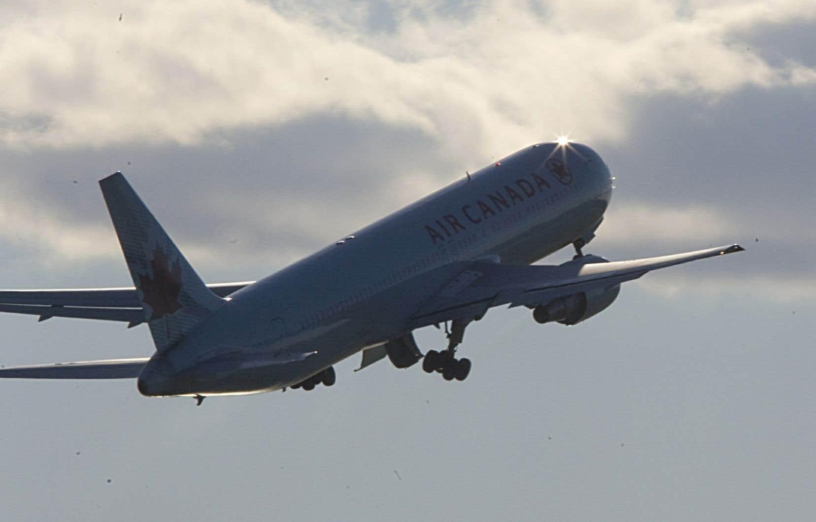 Air Canada a annoncé jeudila reprise de ses vols vers l'aéroport Ben-Gourion de Tel-Aviv.
