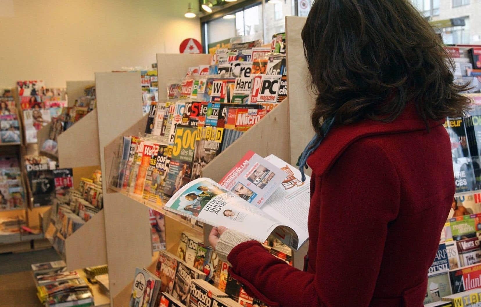 Présent sur le marché québécois depuis des décennies, LMPI distribue des magazines sur l'ensemble du territoire à travers quelque 6000 points de vente.