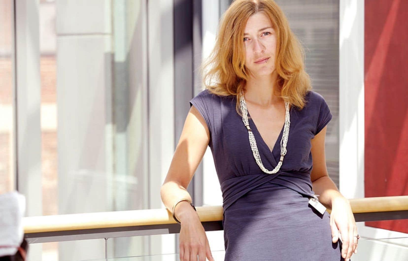 Lucile Rapin est spécialiste en sciences cognitives.