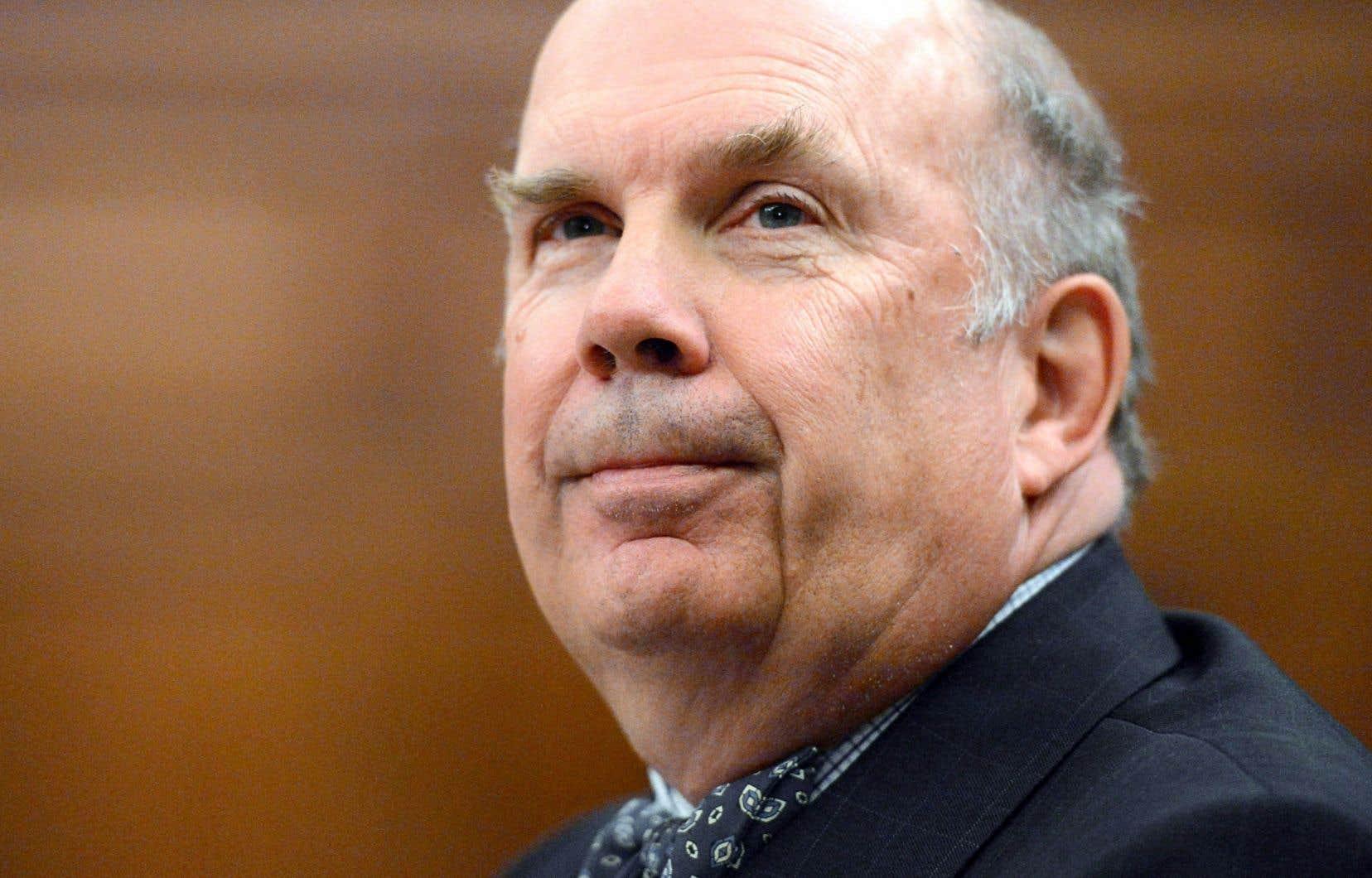 Le juge Marc Nadon
