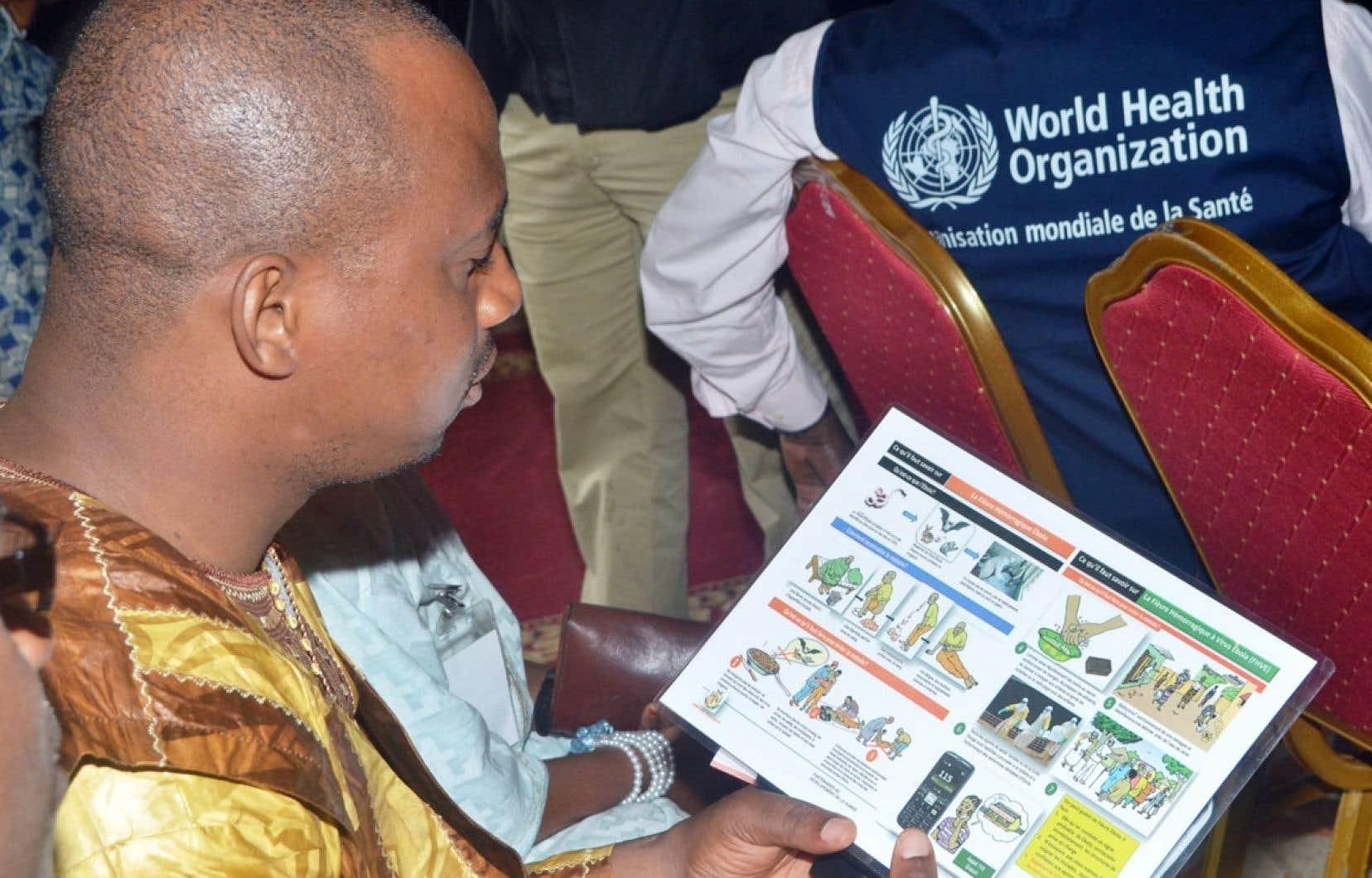 Un sommet à Conakry, en Guinée, s'est tenu vendredi pour lancer un plan augmentant le nombre de travailleurs humanitaires déployés sur le terrain et augmentant les mesures de prévention.