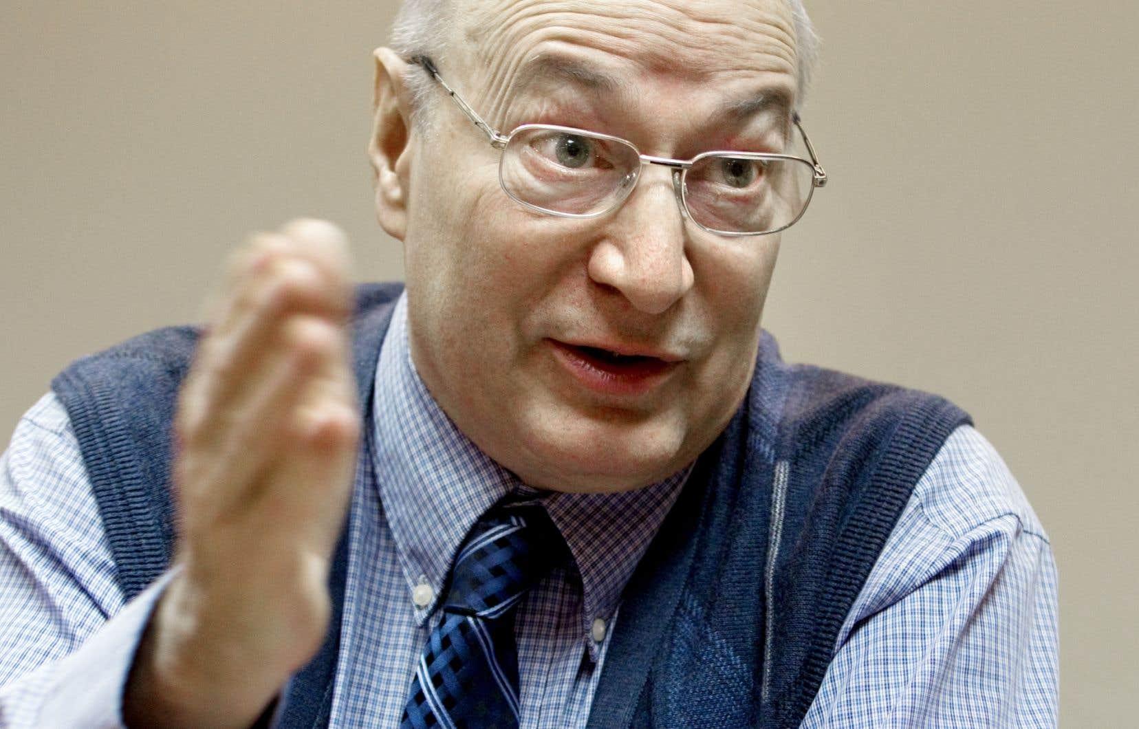 Robert Cadotte est décédé le 17juillet à 68 ans.