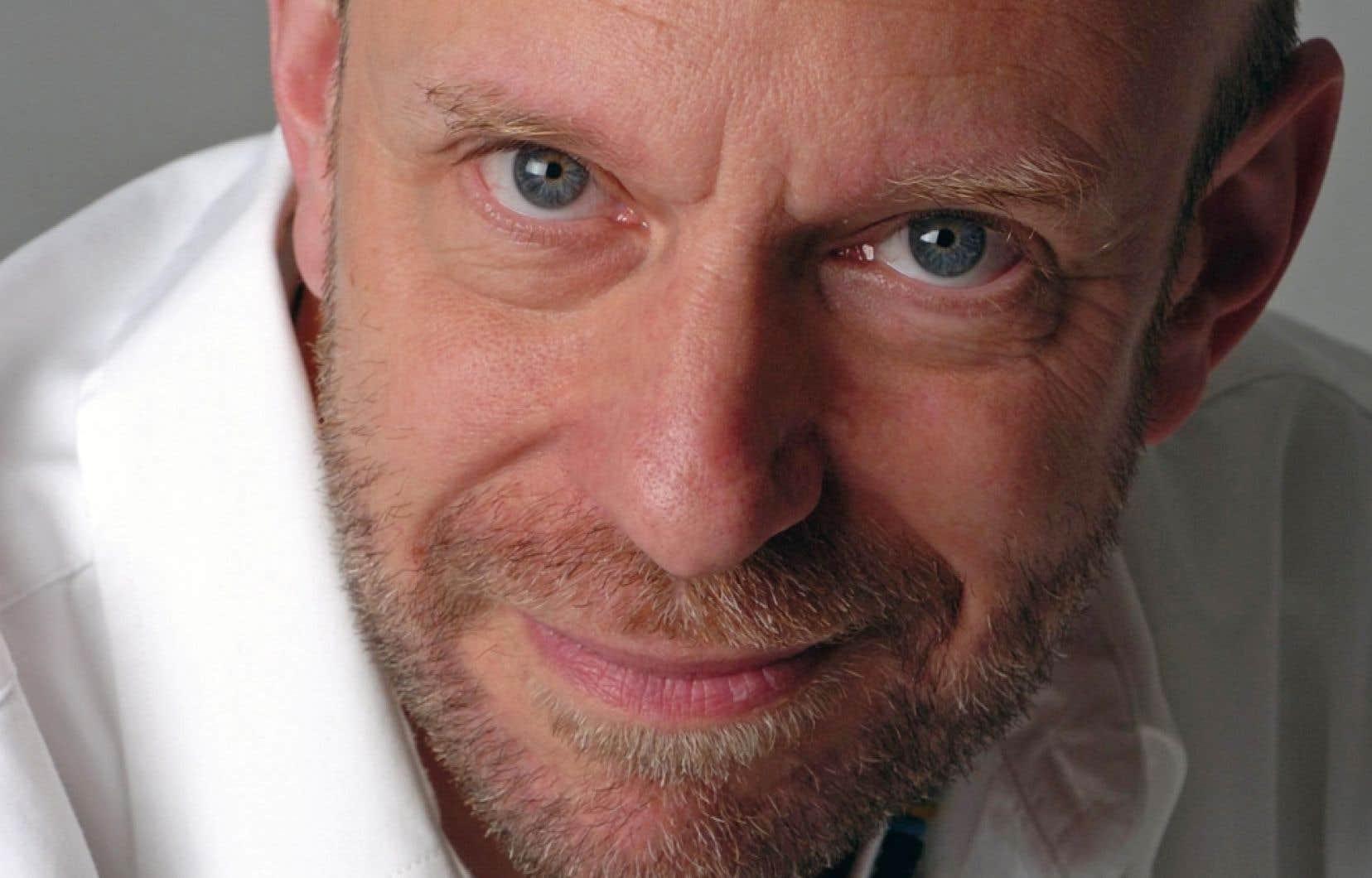 Le chef d'orchestre Jean-François Rivest