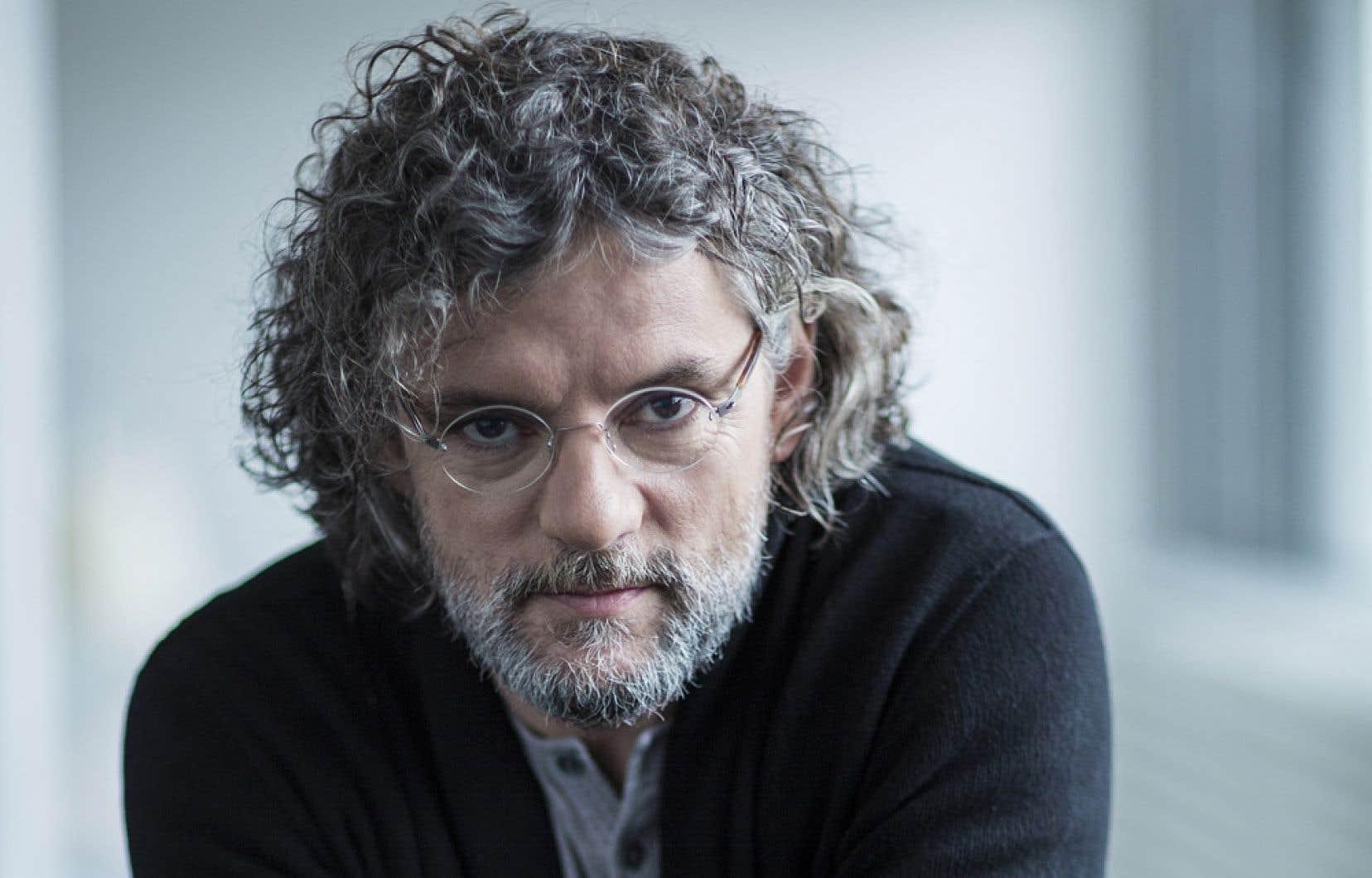 Le réalisateur François Girard