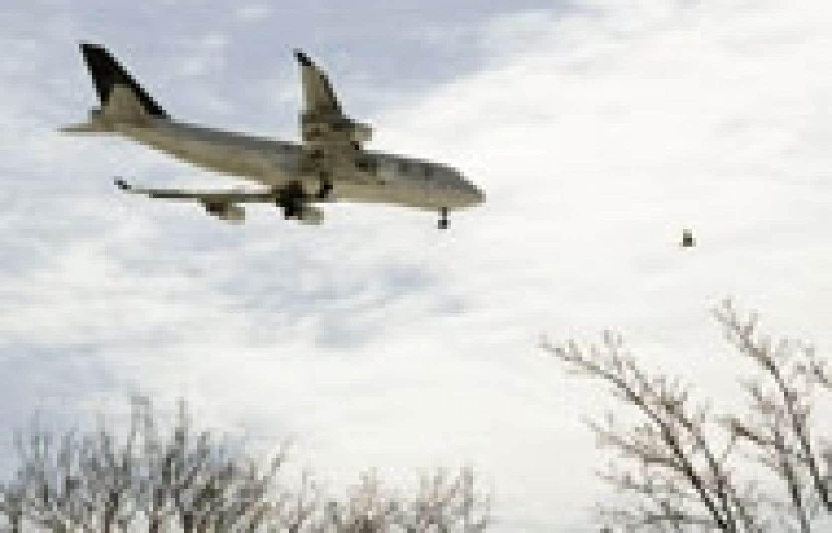 Pour Air Canada, l'exercice 2005 s'est soldé par un bénéfice net de 258 millions.