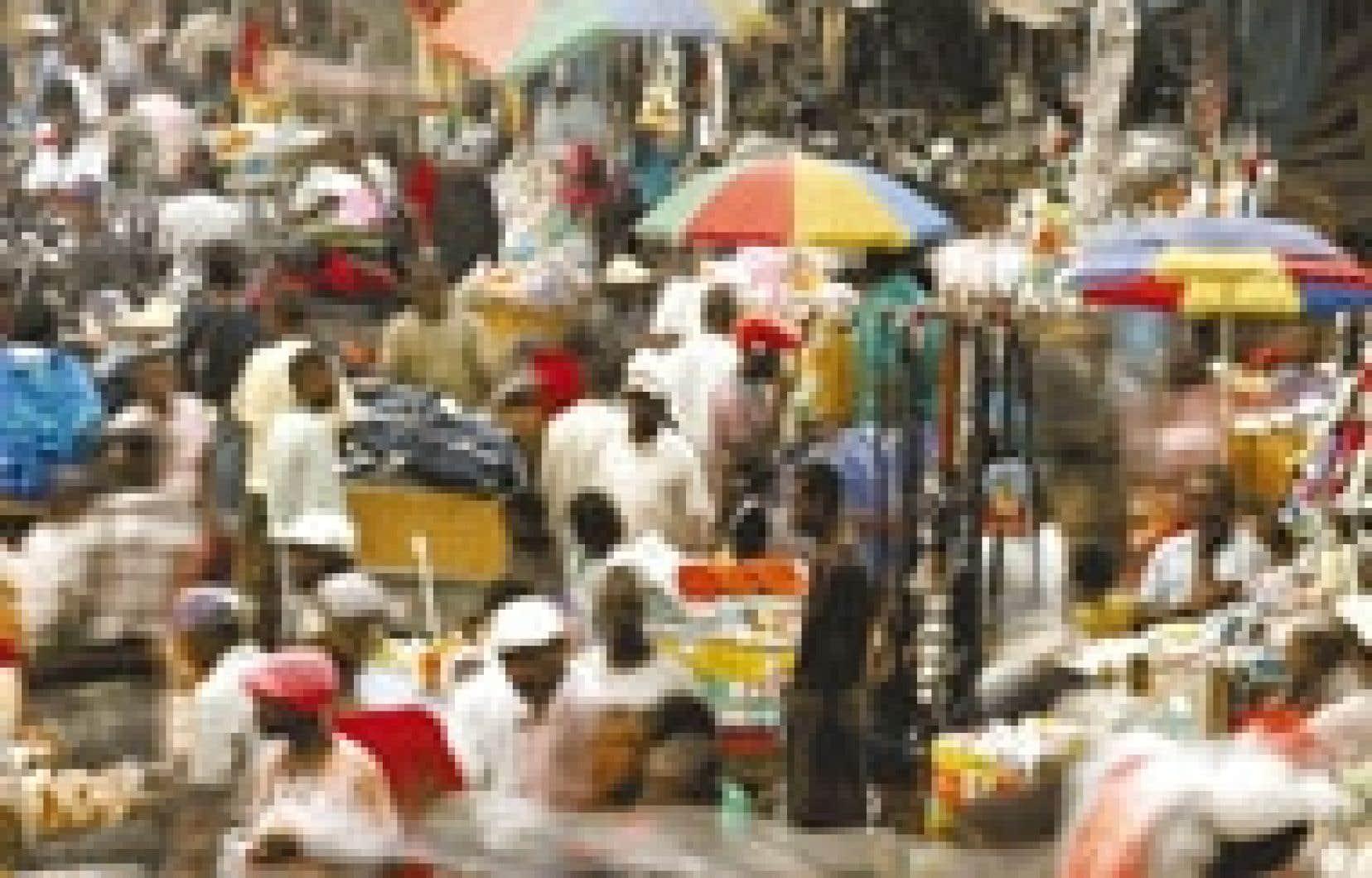 La vie a repris son cours normal à Port-au-Prince.