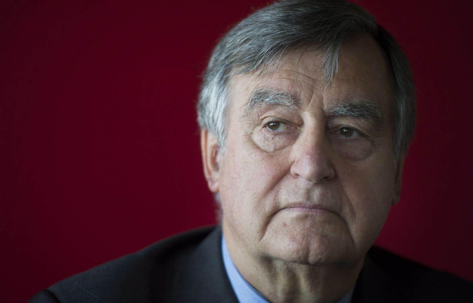 Dans le documentaire Nation. Huis clos avec Lucien Bouchard, l'ancien chef se confie sur l'ingratitude de la vie politique.