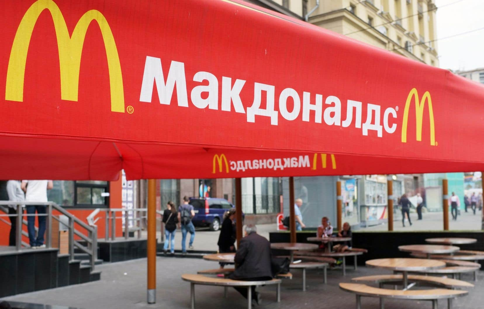 mcdo est plac sous haute surveillance en russie le devoir. Black Bedroom Furniture Sets. Home Design Ideas