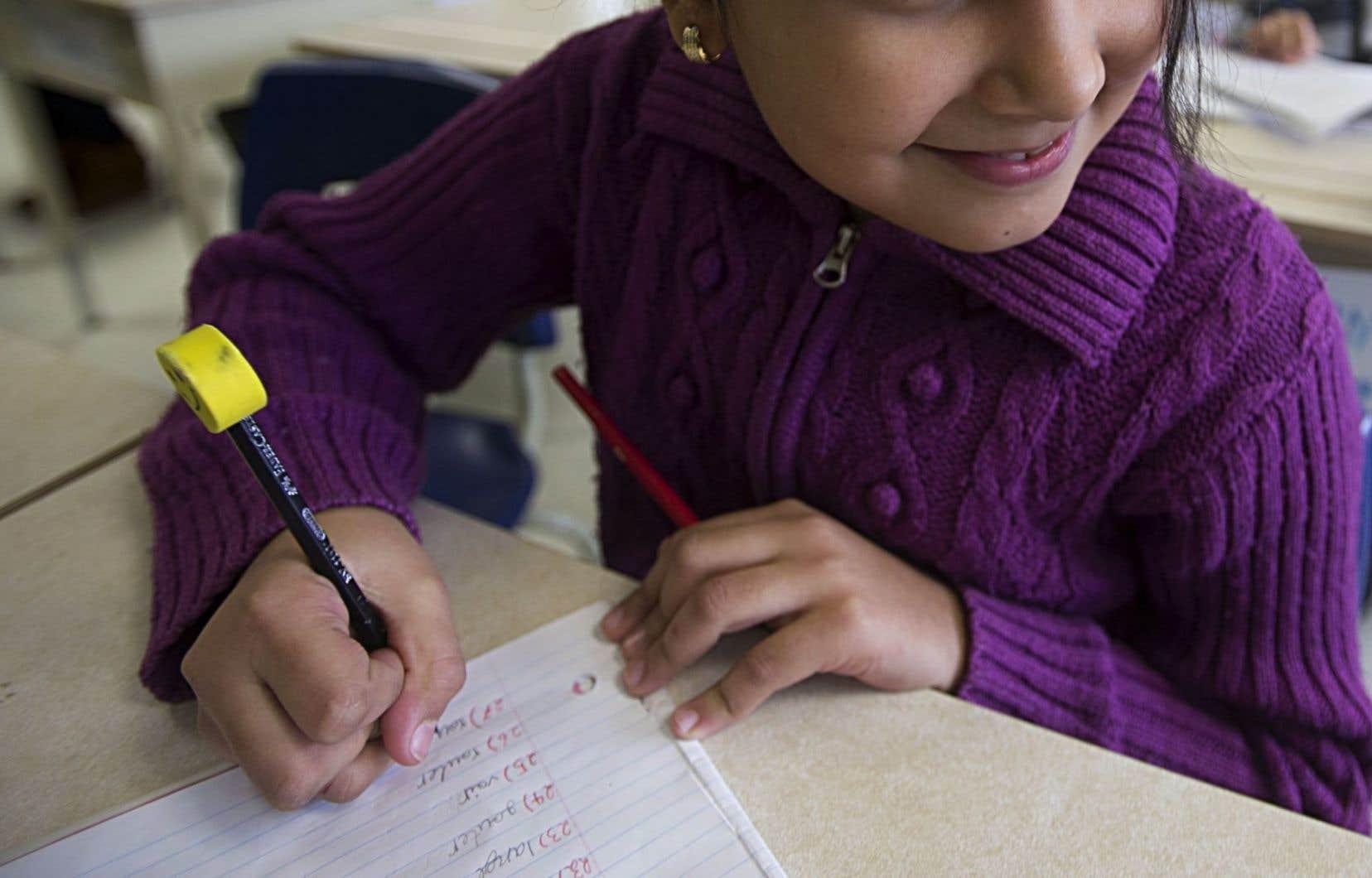 Les 339 enfants fréquentant le Collège de Saint-Ambroise/Bon Pasteur vivront cette expérience pendant un an.