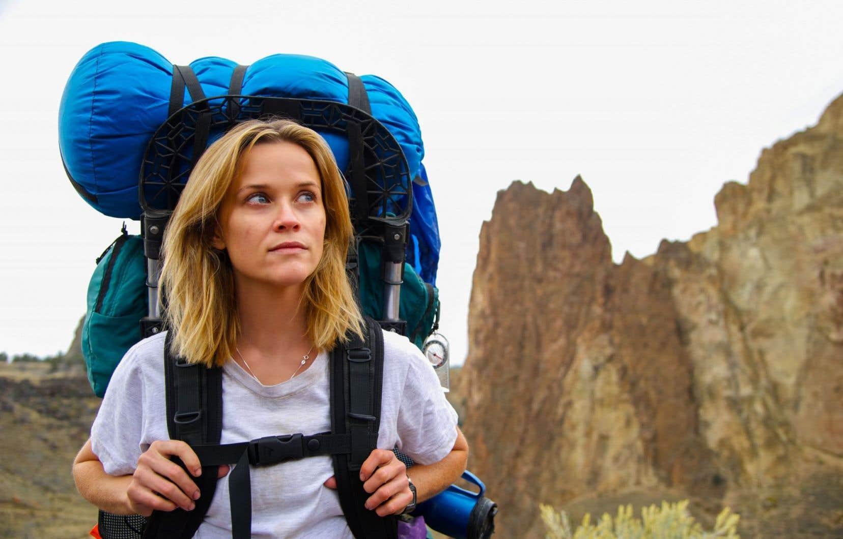 Reese Witherspoon dans <em>Wild,</em>de Jean-Marc Vallée