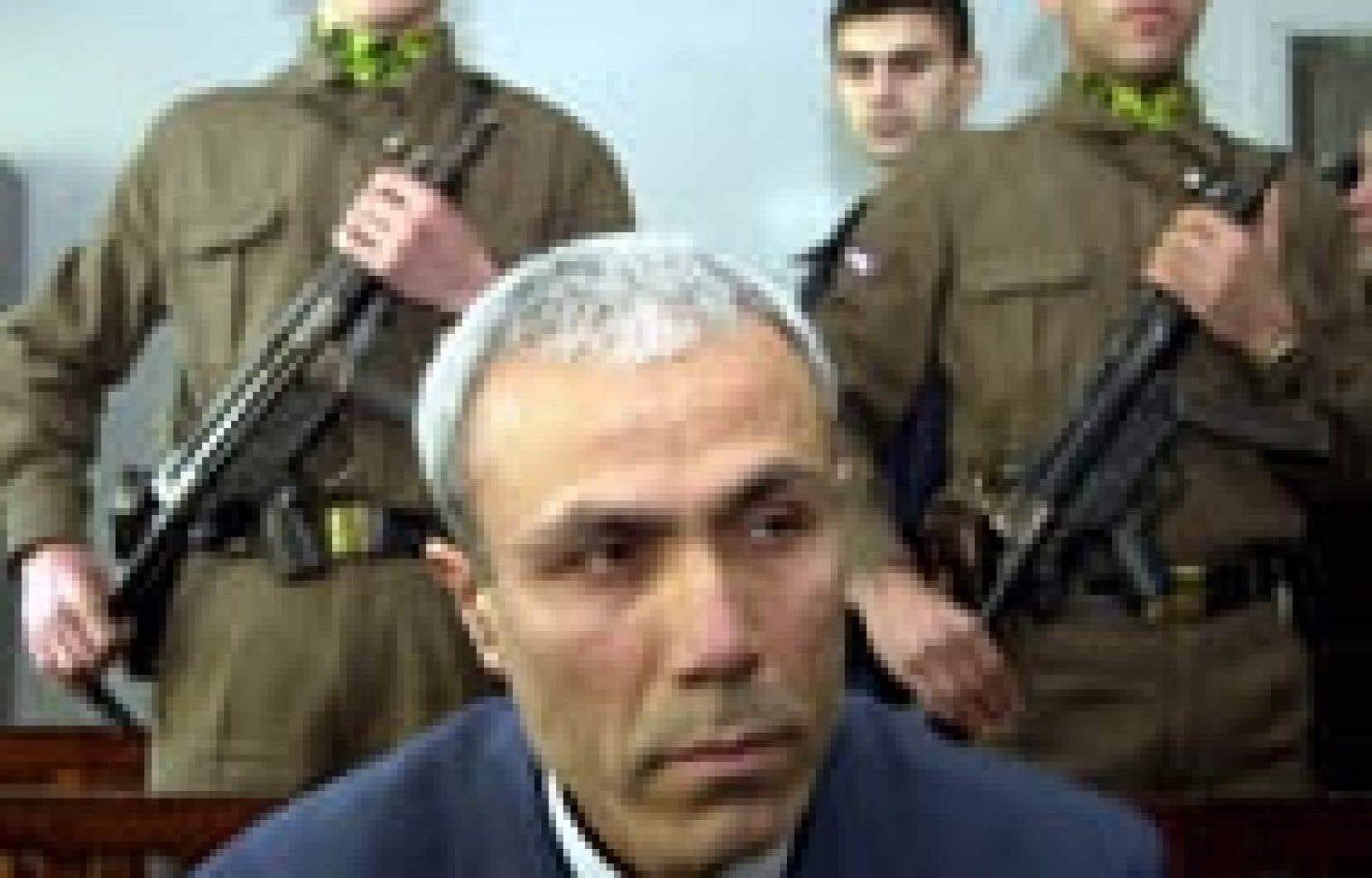 225a8ccb3521 Mehmet Ali Agça bientôt libre - La tentative d assassinat contre ...
