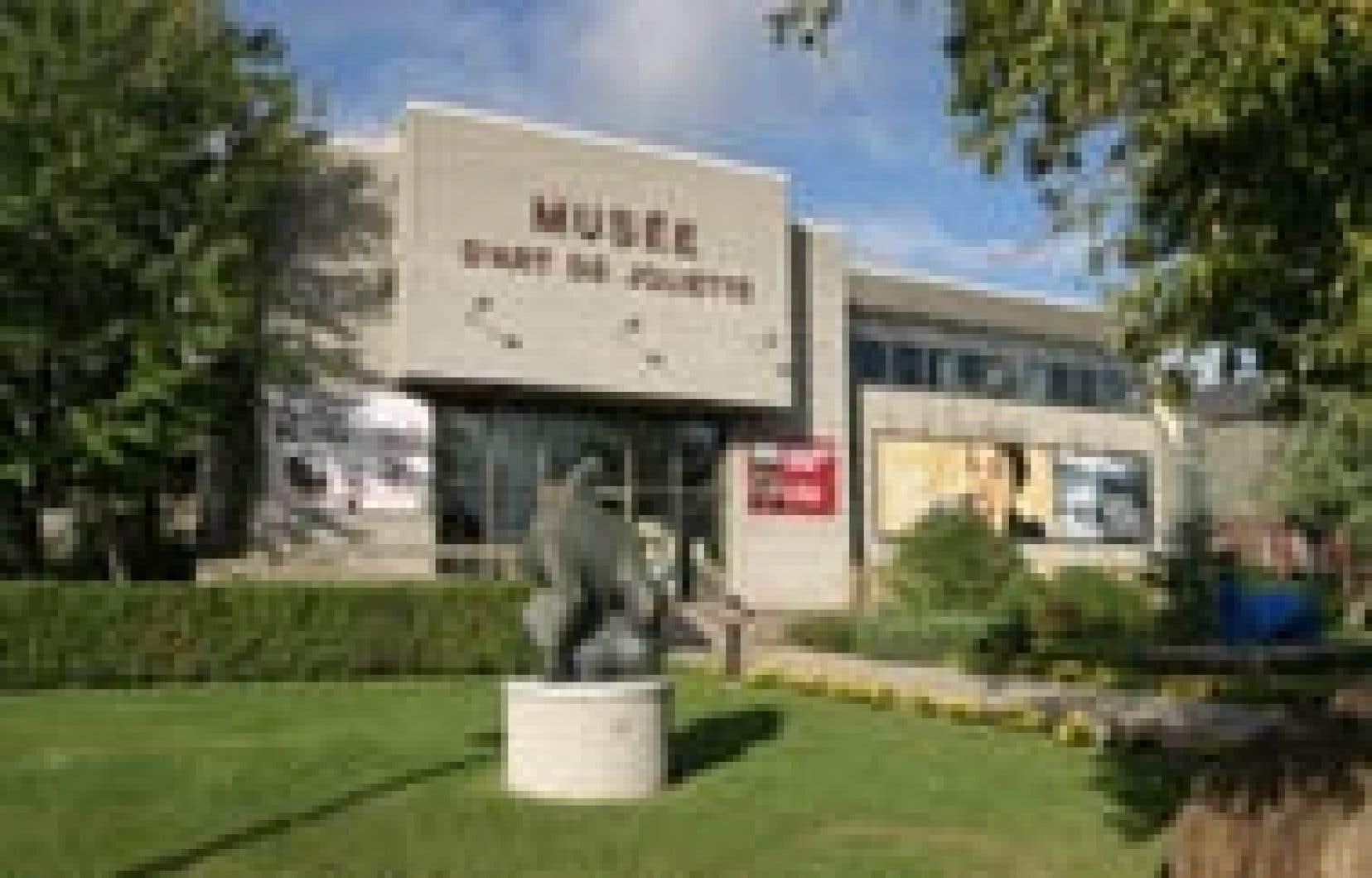 «Je passe d'une seule pièce à une institution de quatre étages, ça veut dire plus d'espace,plusdemoyens, plus d'oeuvres, c'est très stimulant», a déclaré Gaëtane Verna, nouvelle d.g. du Musée d'art de Joliette. — Source Pierr